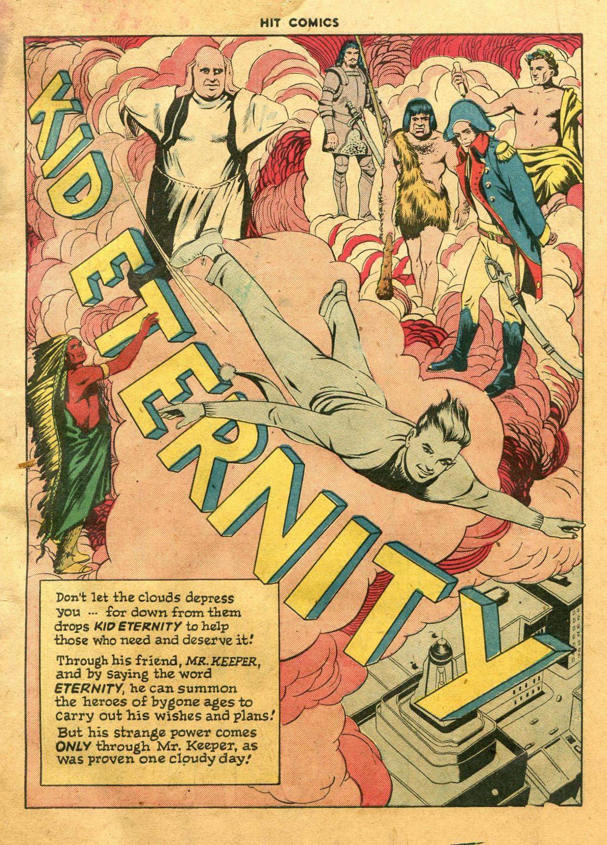 Read online Hit Comics comic -  Issue #44 - 3