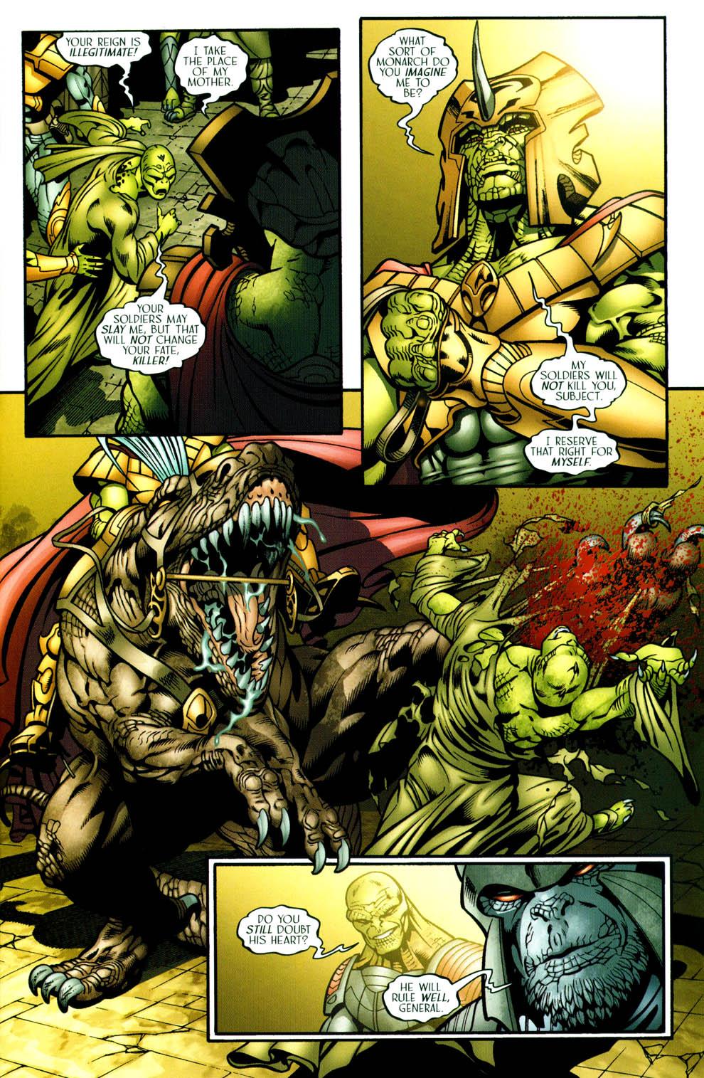 Read online Sigil (2000) comic -  Issue #36 - 16