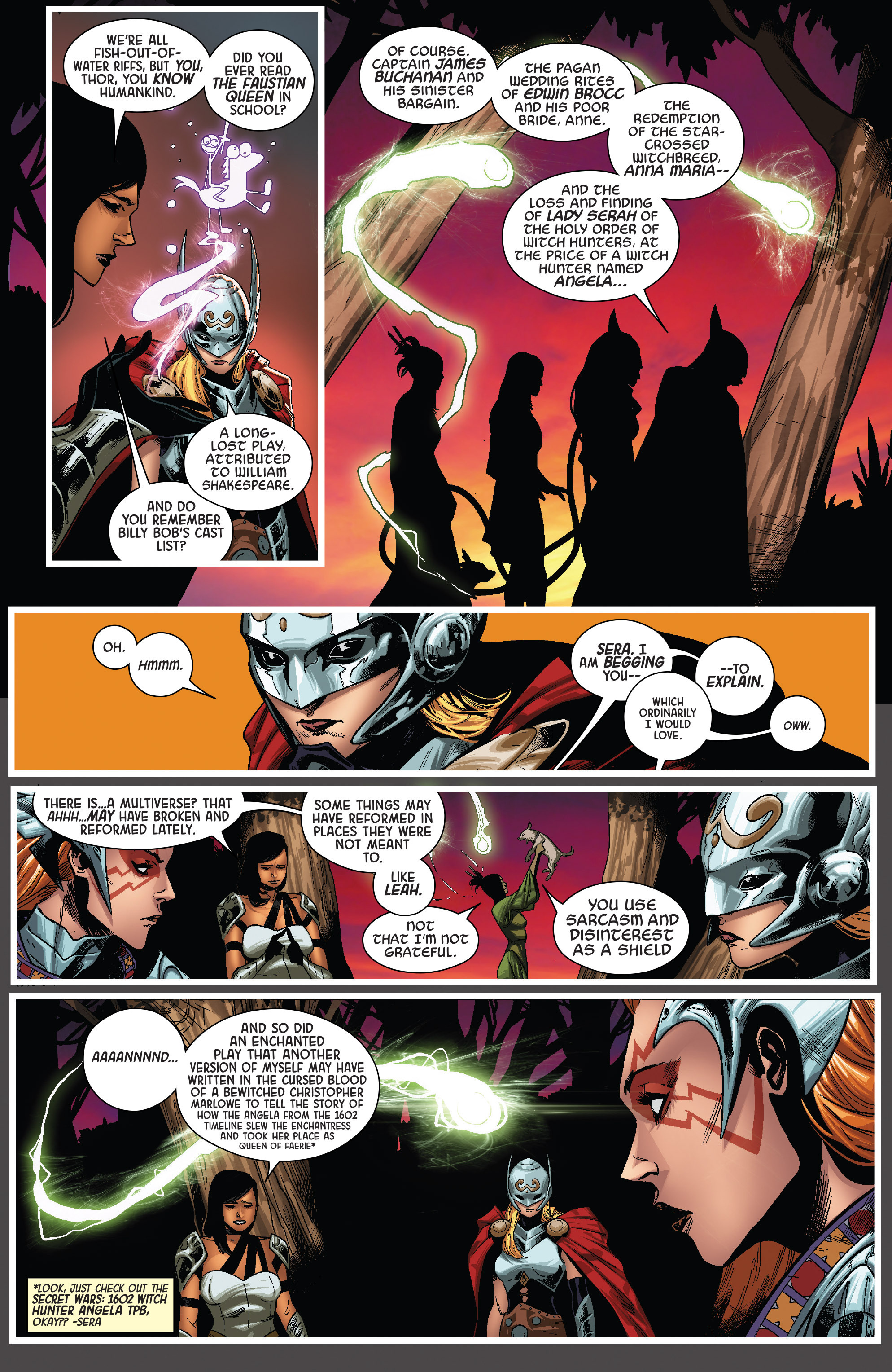Read online Angela: Queen Of Hel comic -  Issue #6 - 18