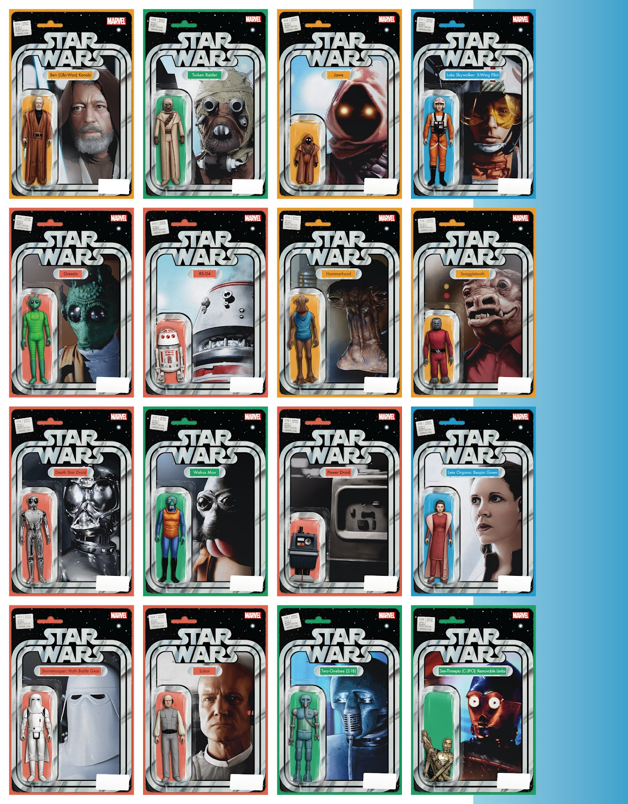Read online The Marvel Art of Star Wars comic -  Issue # TPB (Part 2) - 96