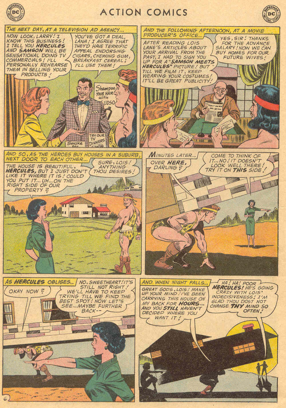 Read online Action Comics (1938) comic -  Issue #279 - 8