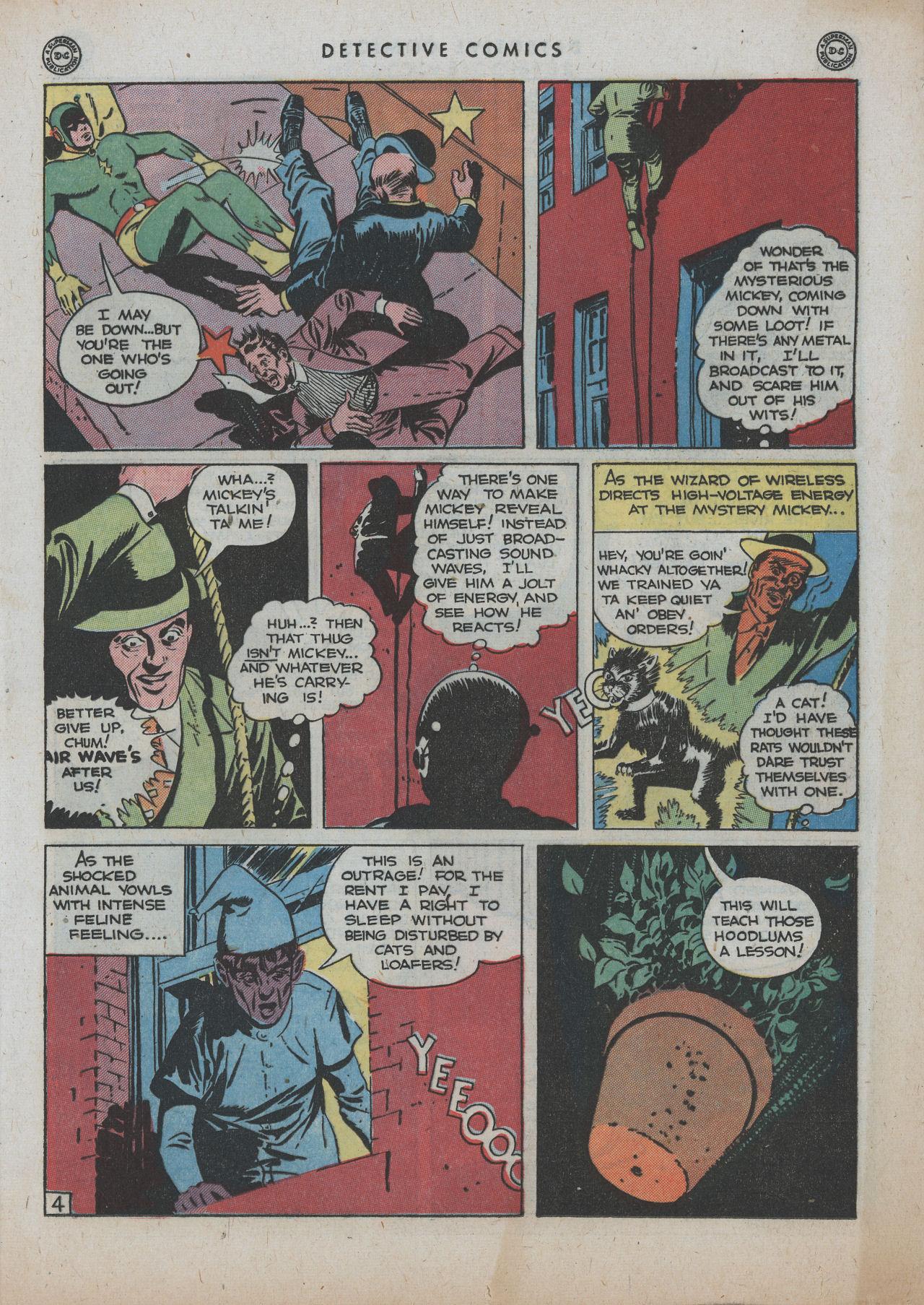 Read online Detective Comics (1937) comic -  Issue #89 - 25