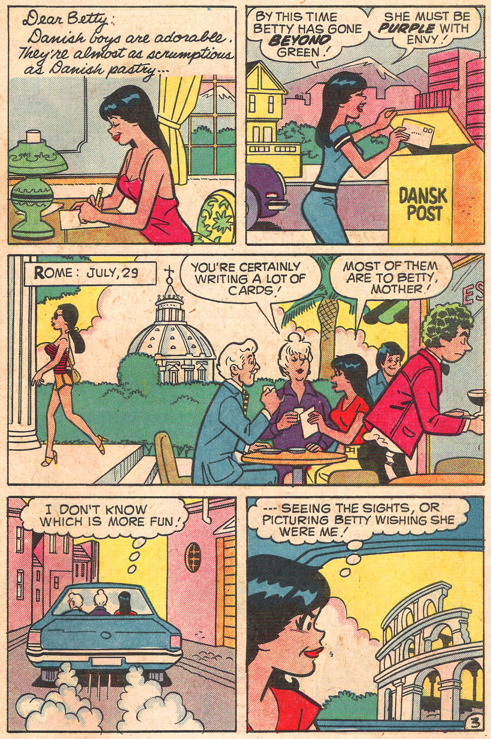 Read online Archie's Girls Betty and Veronica comic -  Issue #301 - 31
