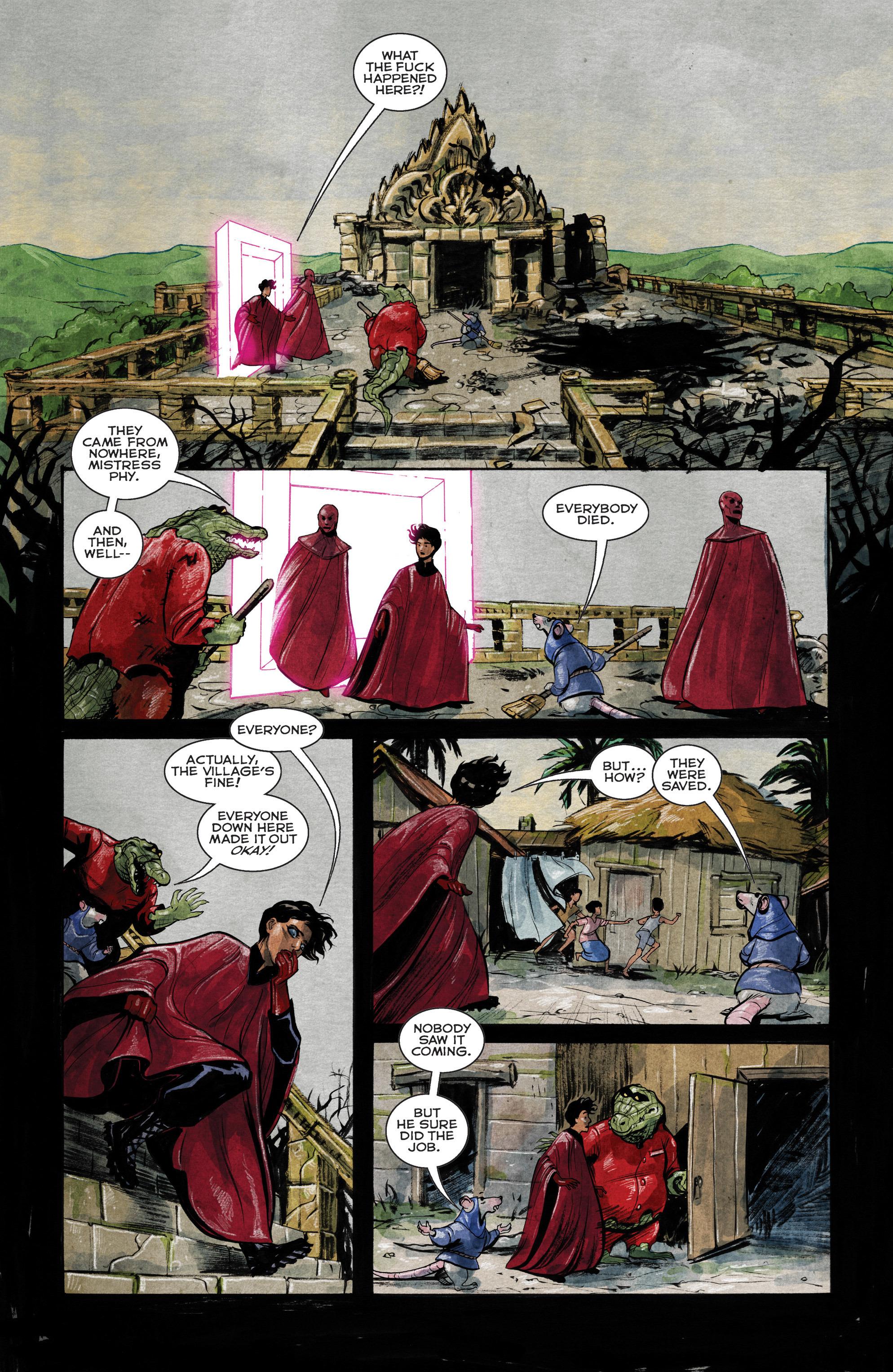 Read online Shutter comic -  Issue #14 - 8