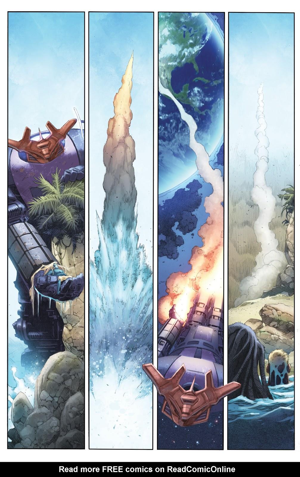 Read online X-O Manowar (2017) comic -  Issue #25 - 19