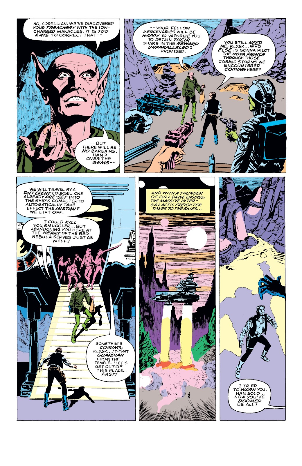 Read online Star Wars Legends: The Original Marvel Years - Epic Collection comic -  Issue # TPB 3 (Part 3) - 53