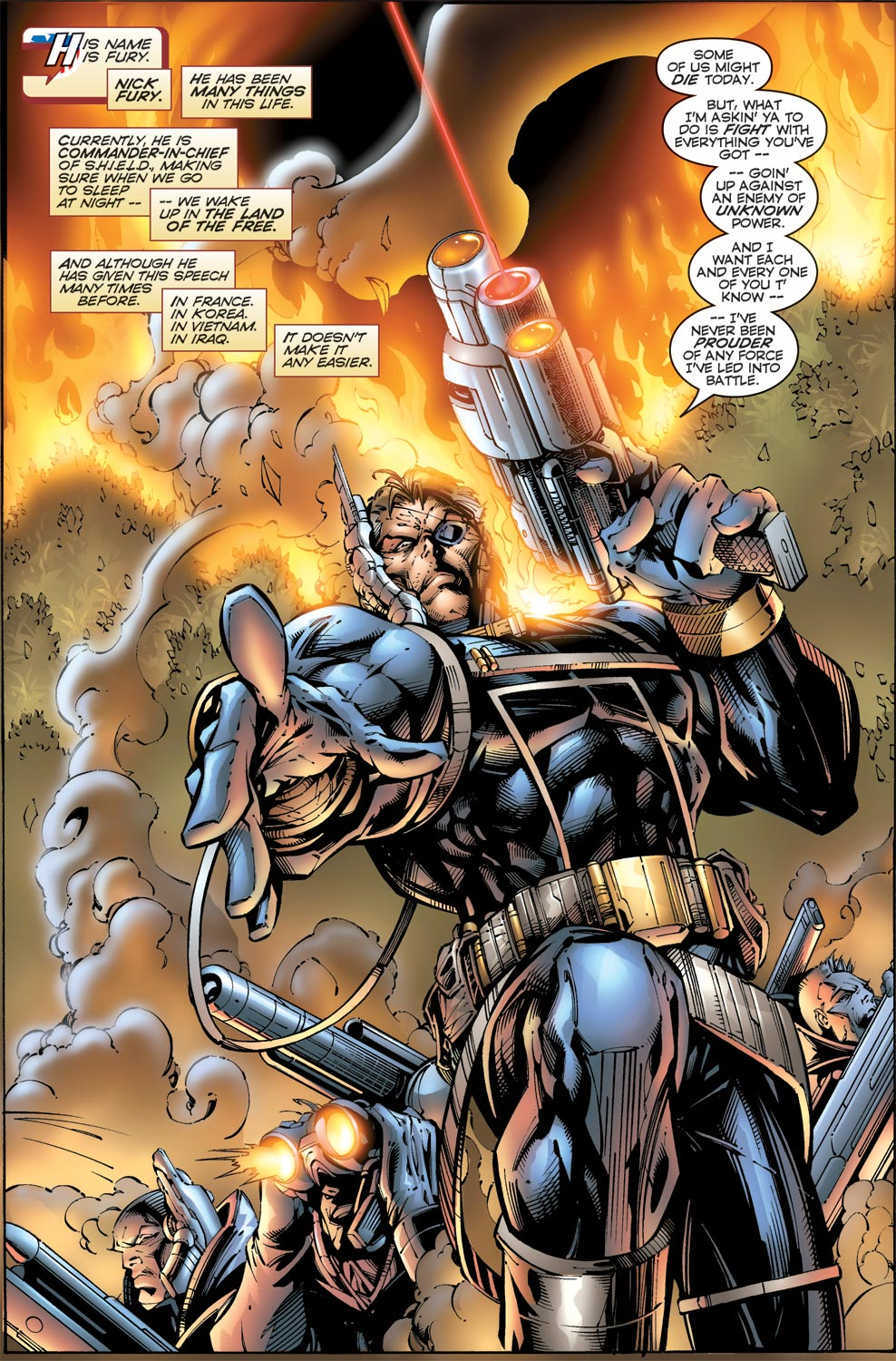 Read online Avengers (1996) comic -  Issue #3 - 2