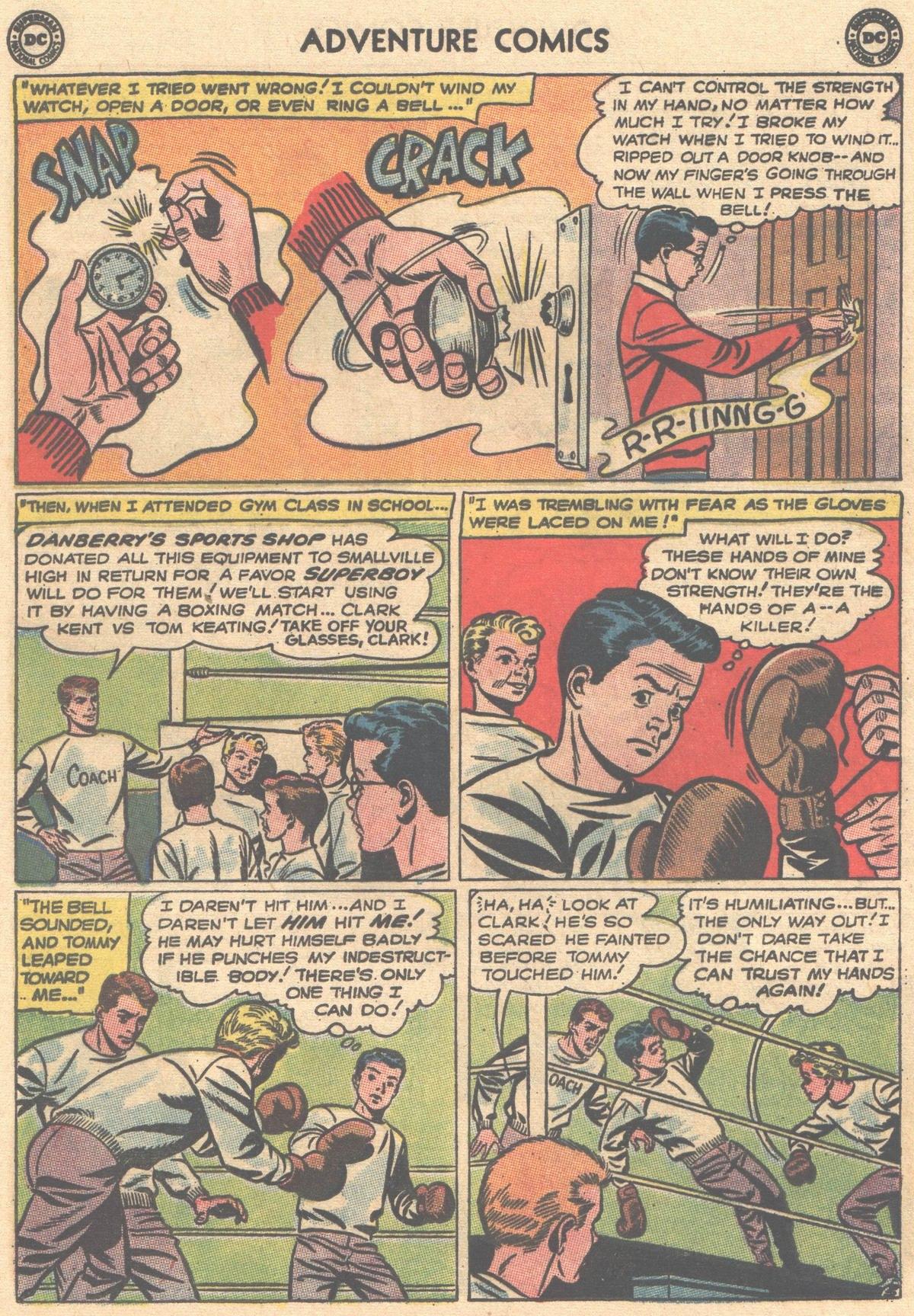 Read online Adventure Comics (1938) comic -  Issue #325 - 28