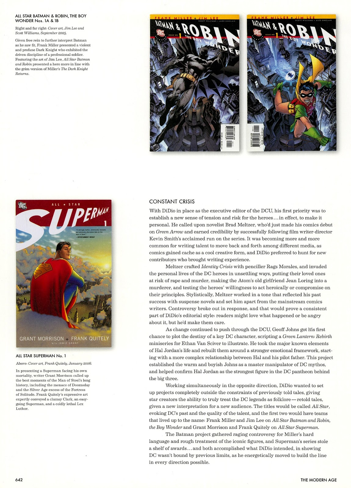 Read online 75 Years Of DC Comics comic -  Issue # TPB (Part 7) - 64