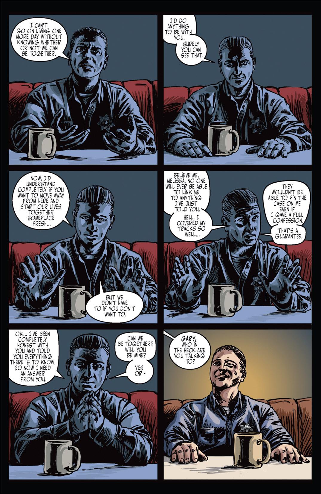 Read online Nightmare World comic -  Issue # Vol. 1 Thirteen Tales of Terror - 69
