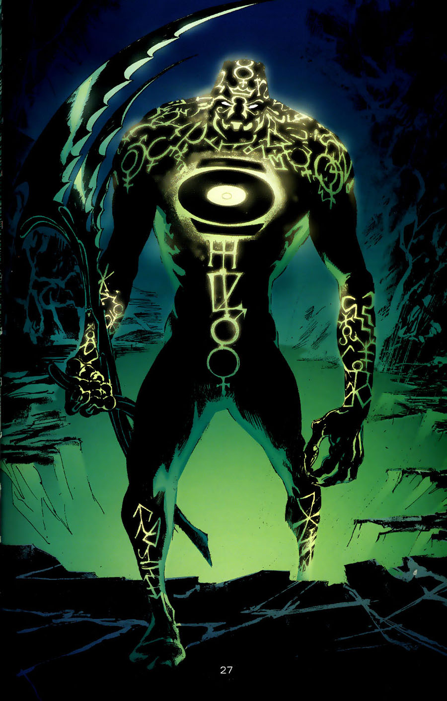 Read online Green Lantern: Legacy: The Last Will and Testament of Hal Jordan comic -  Issue # TPB - 32