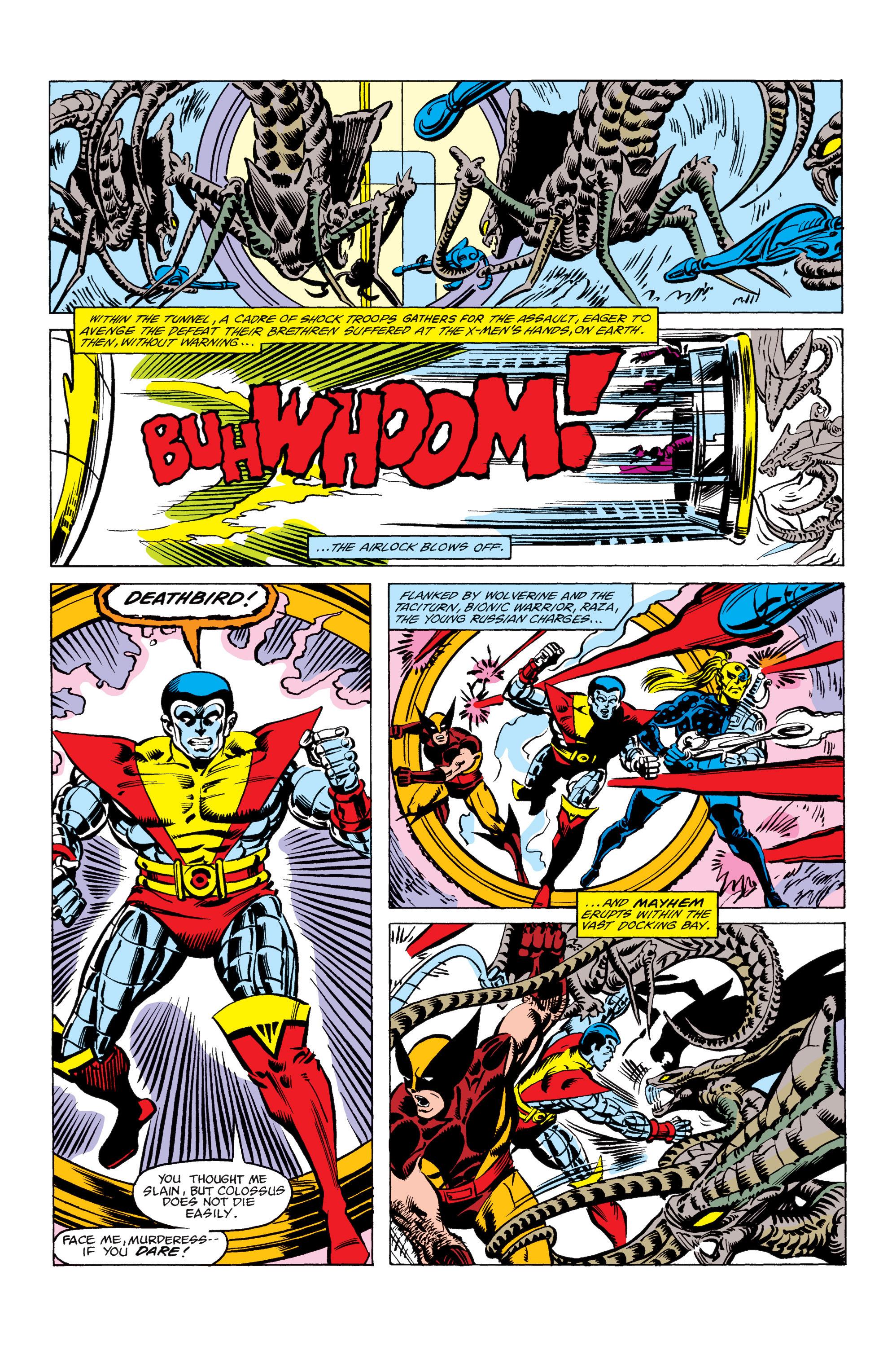 Read online Uncanny X-Men (1963) comic -  Issue #156 - 15