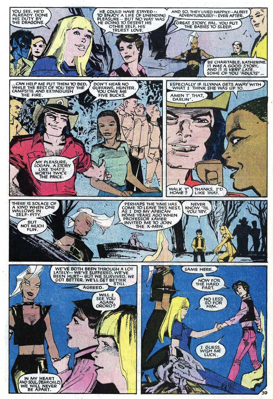 Read online Uncanny X-Men (1963) comic -  Issue # _Annual 8 - 47