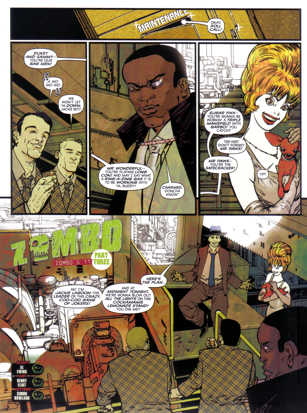 Read online 2000 AD comic -  Issue #1746 - 51