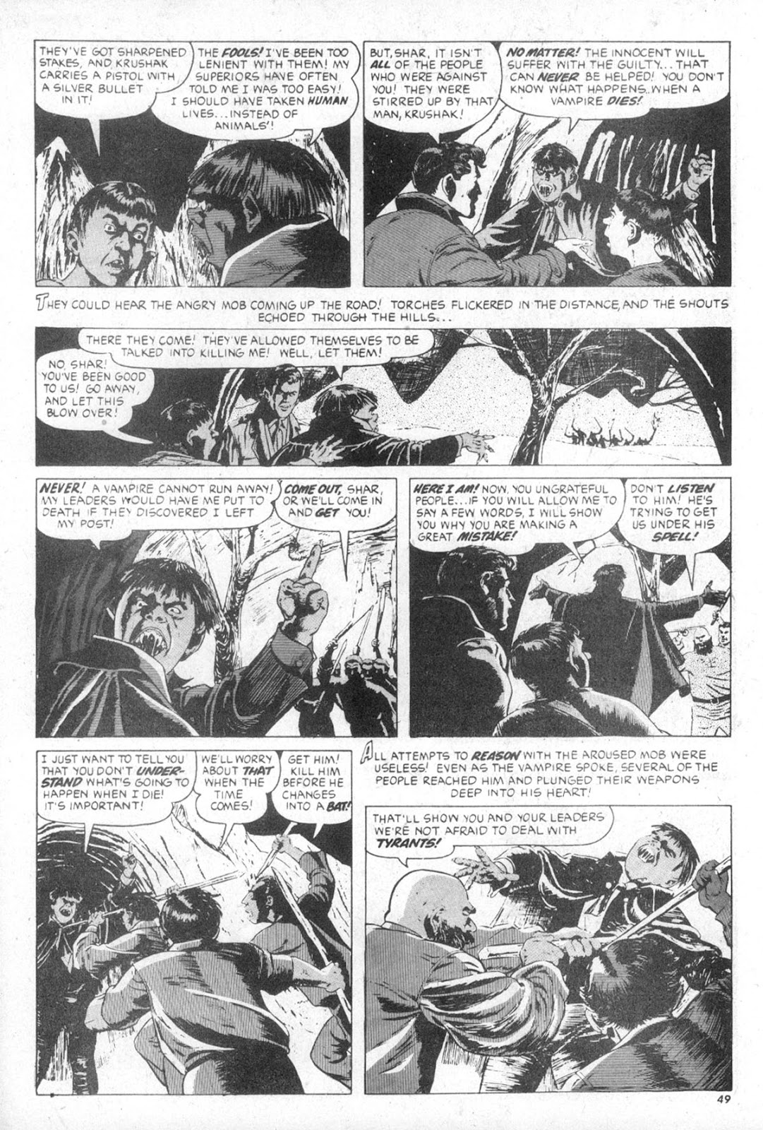 Dracula Lives issue 5 - Page 46