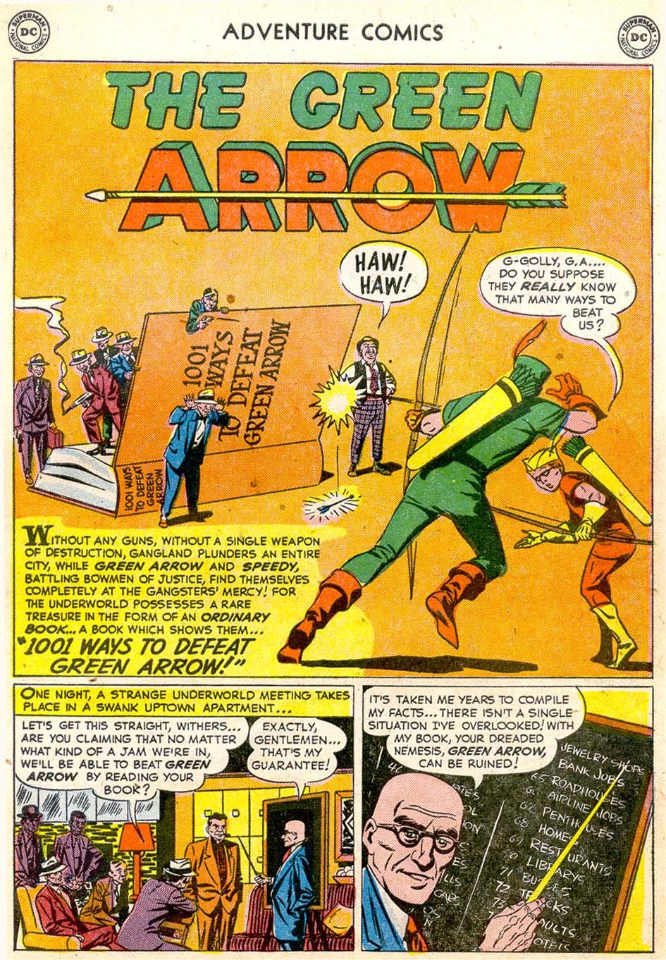 Read online Adventure Comics (1938) comic -  Issue #174 - 33