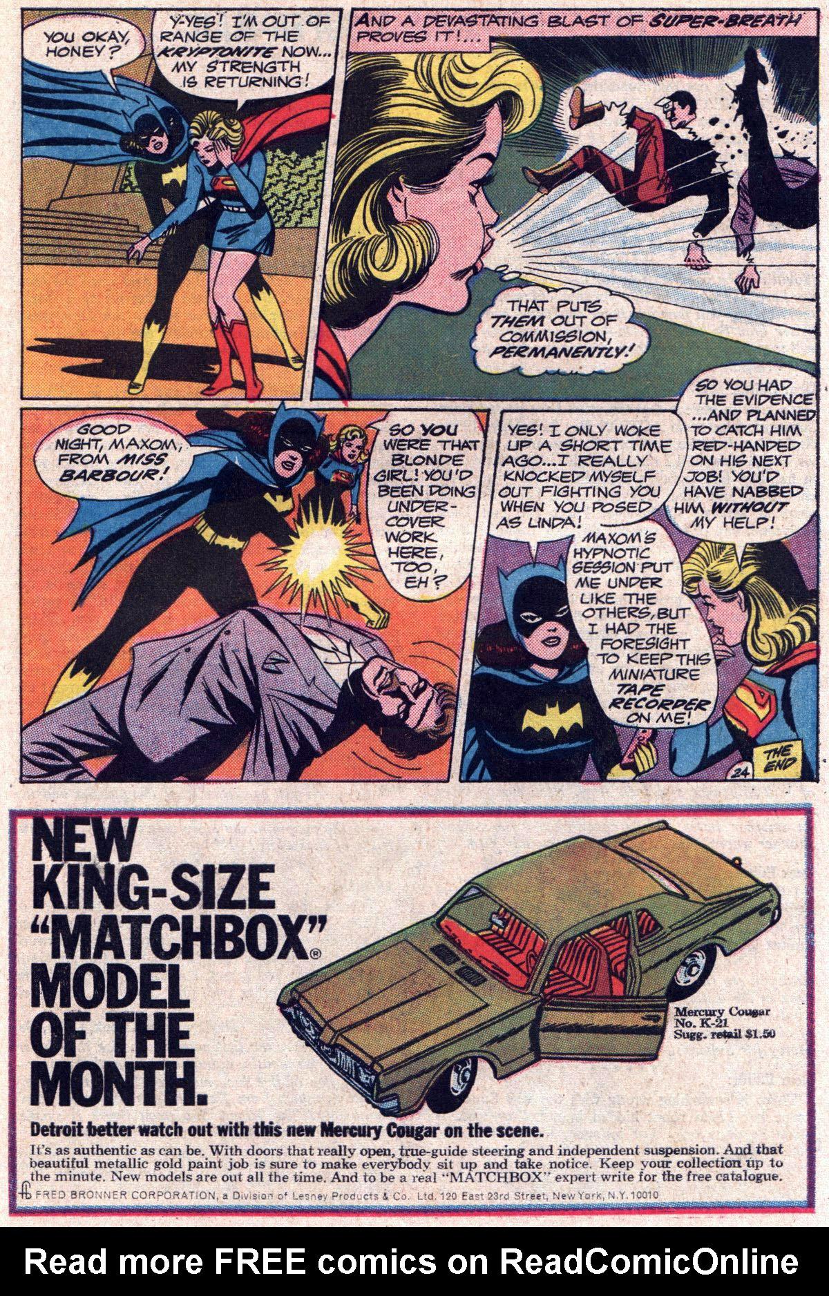 Read online Adventure Comics (1938) comic -  Issue #381 - 31