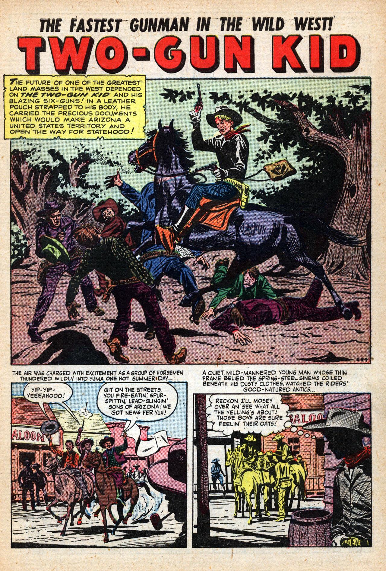 Read online Two-Gun Kid comic -  Issue #14 - 27