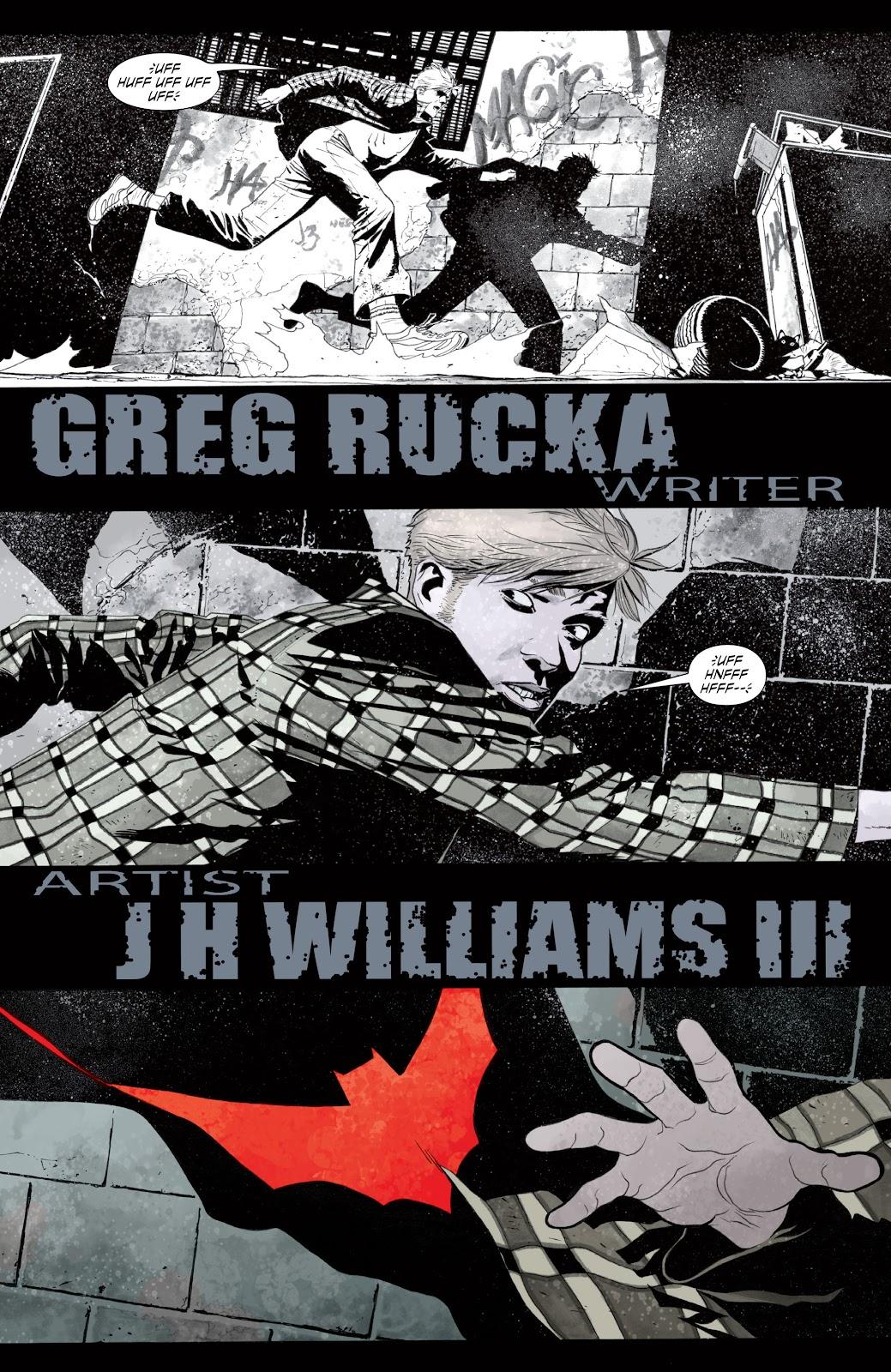 Read online Detective Comics (1937) comic -  Issue # _TPB Batwoman – Elegy (New Edition) (Part 1) - 10