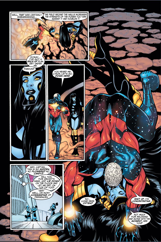 Captain Marvel (1999) Issue #23 #24 - English 17