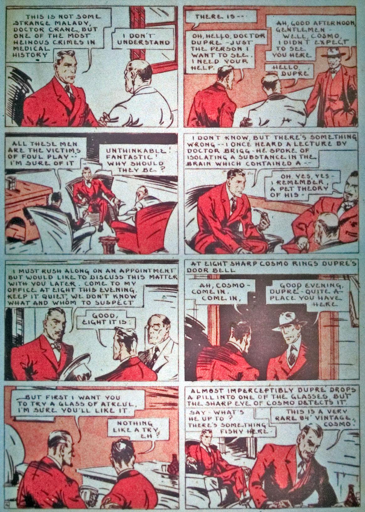 Read online Detective Comics (1937) comic -  Issue #31 - 51