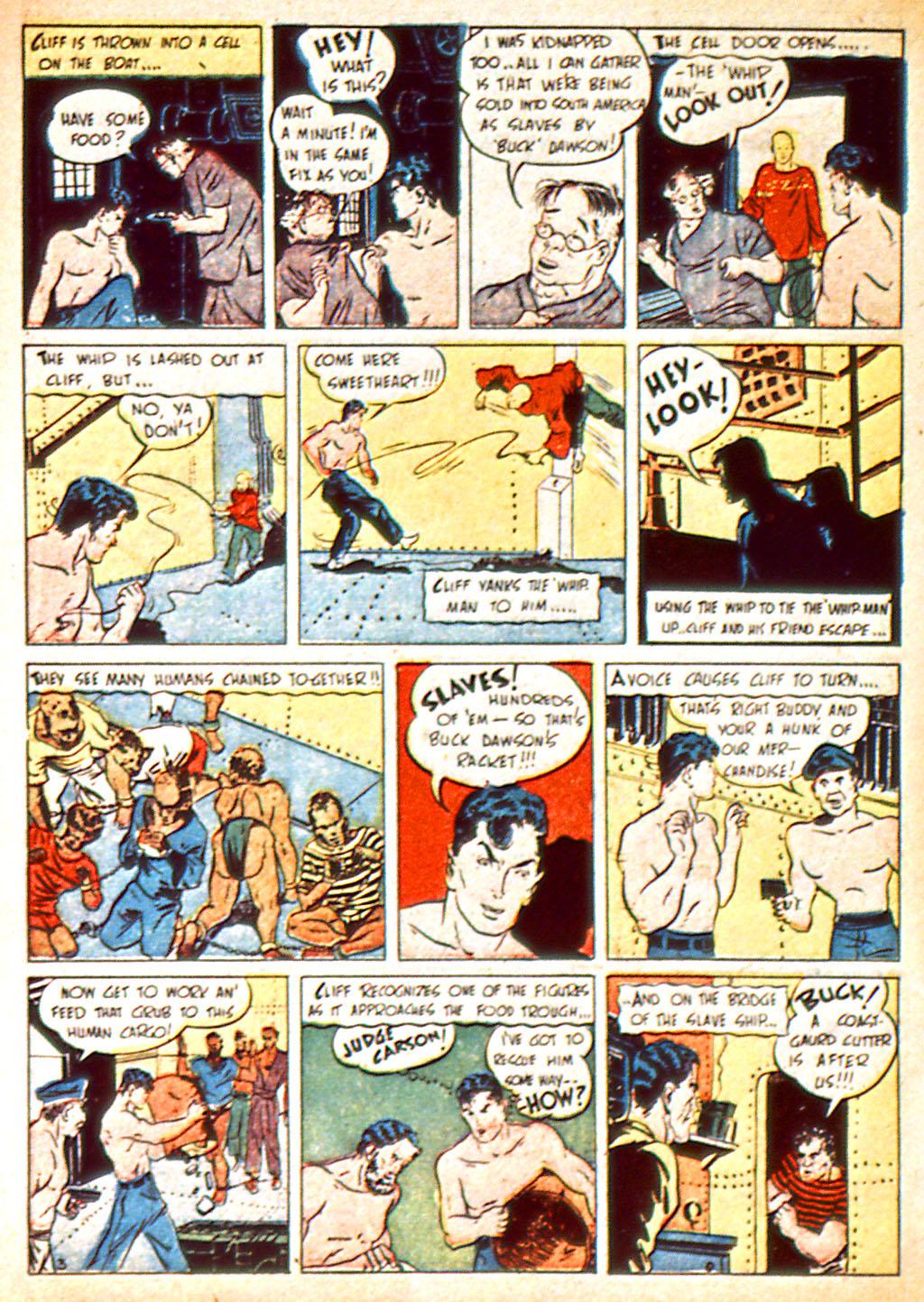 Read online Detective Comics (1937) comic -  Issue #37 - 51