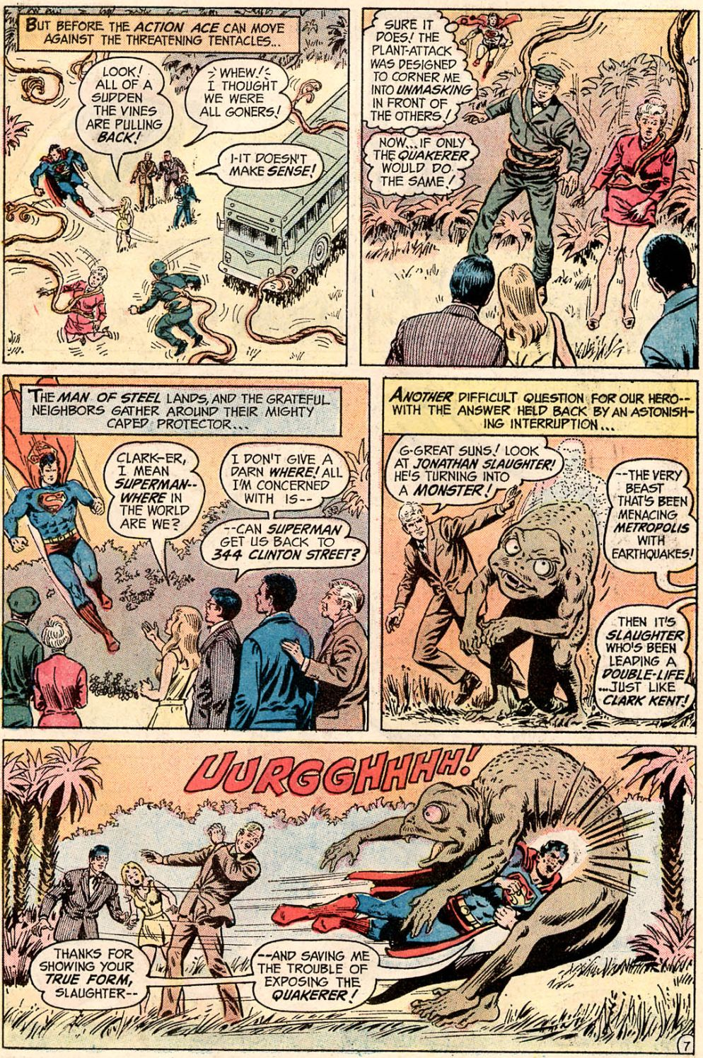 Read online Action Comics (1938) comic -  Issue #431 - 11