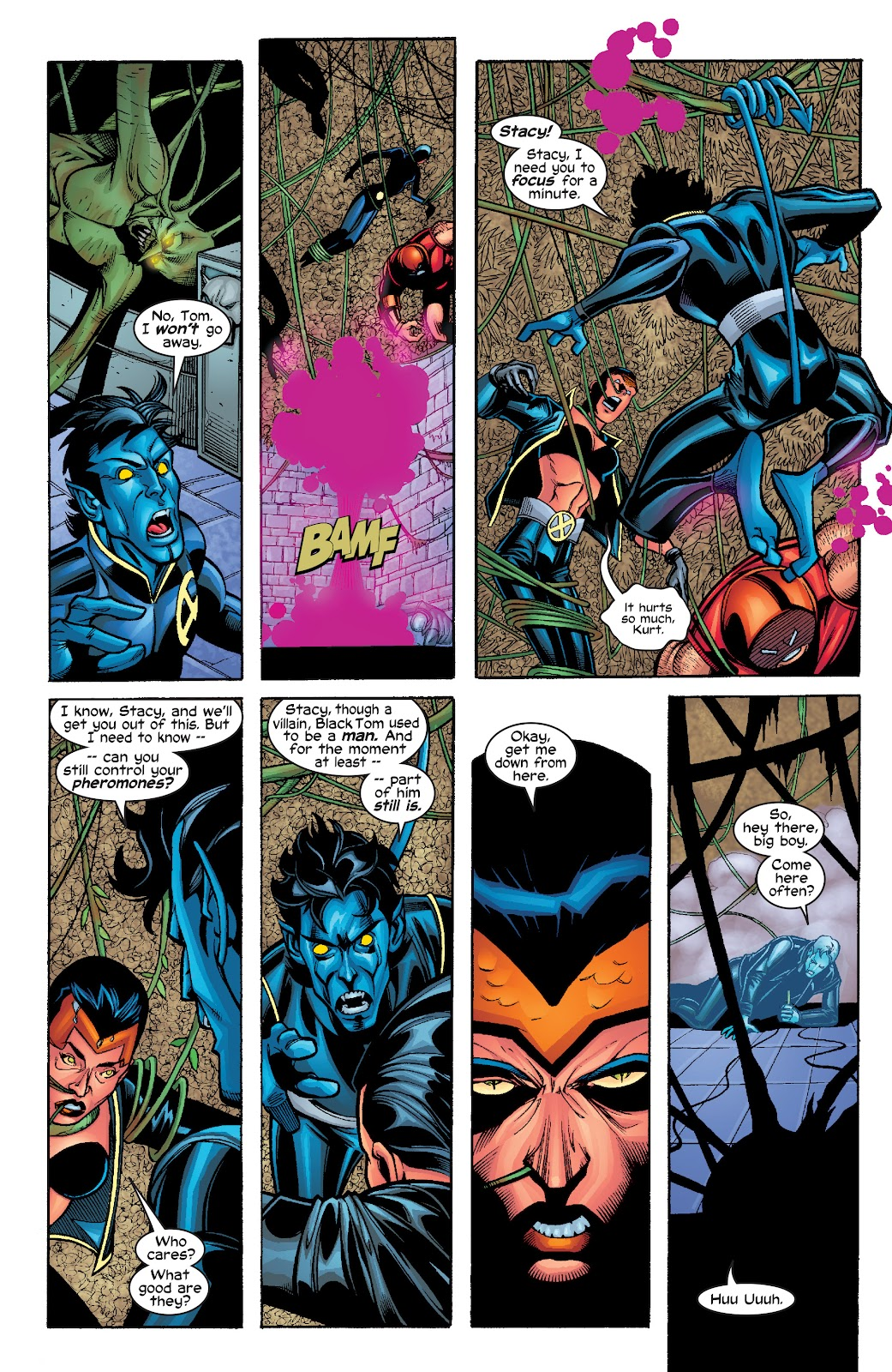 Read online X-Men: Unstoppable comic -  Issue # TPB (Part 1) - 60