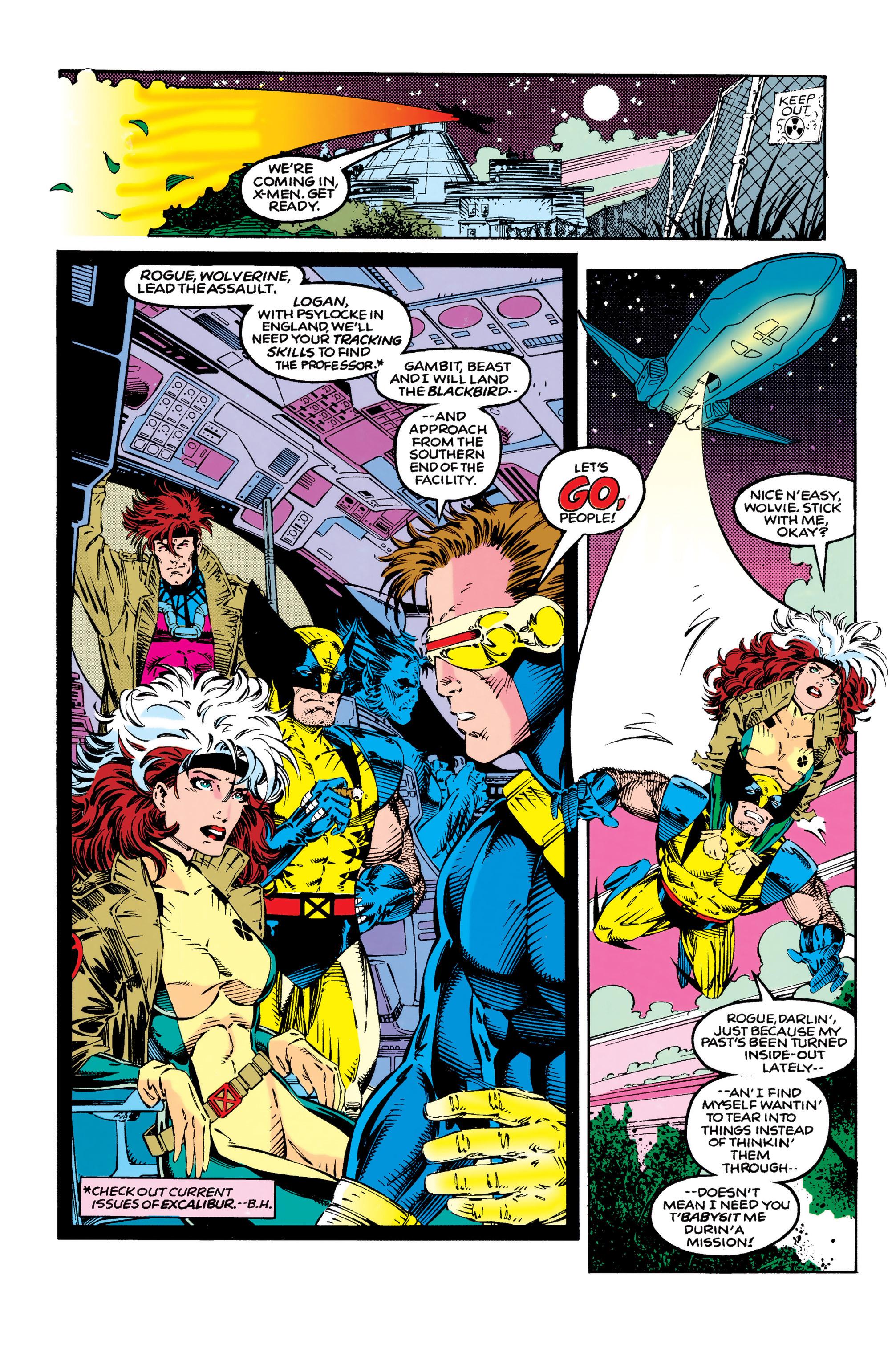 X-Men (1991) 13 Page 5