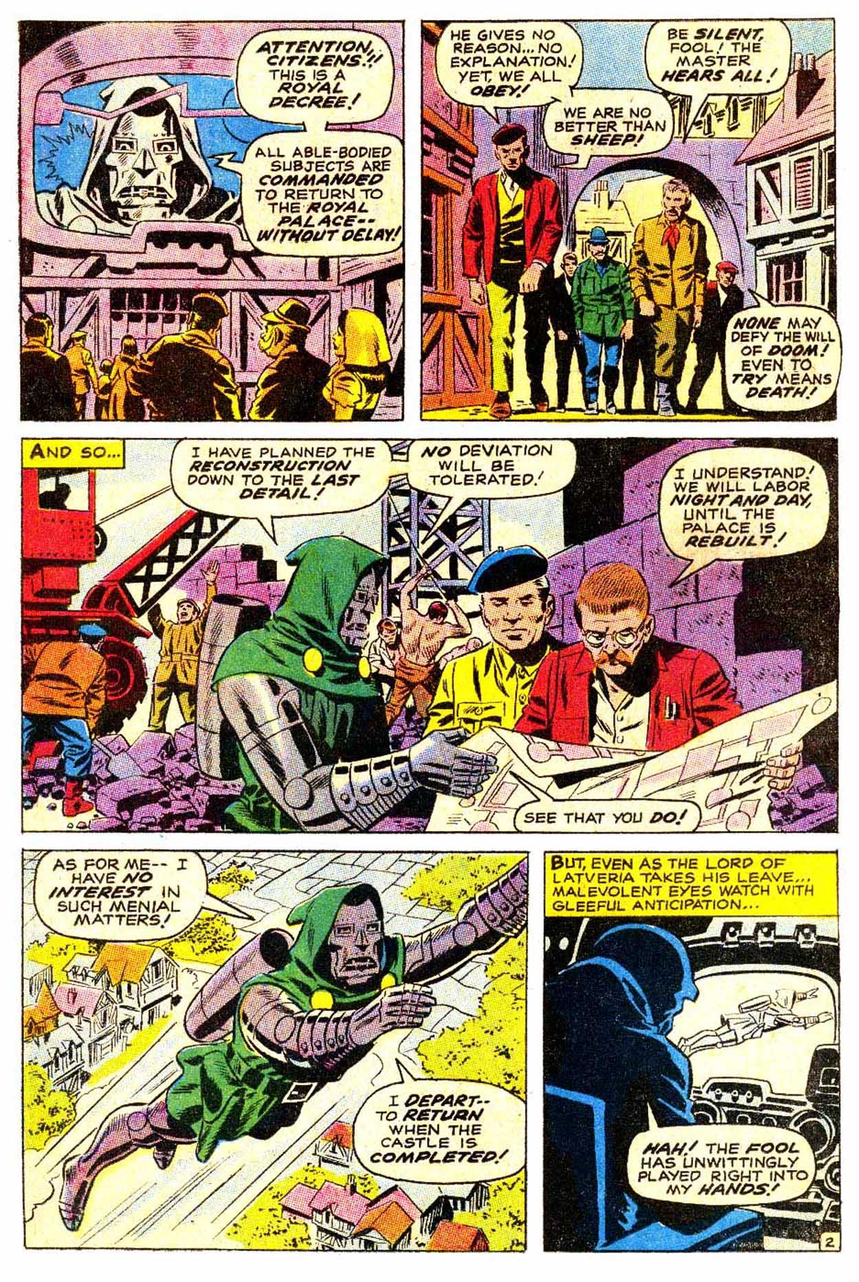 Read online Astonishing Tales (1970) comic -  Issue #4 - 3