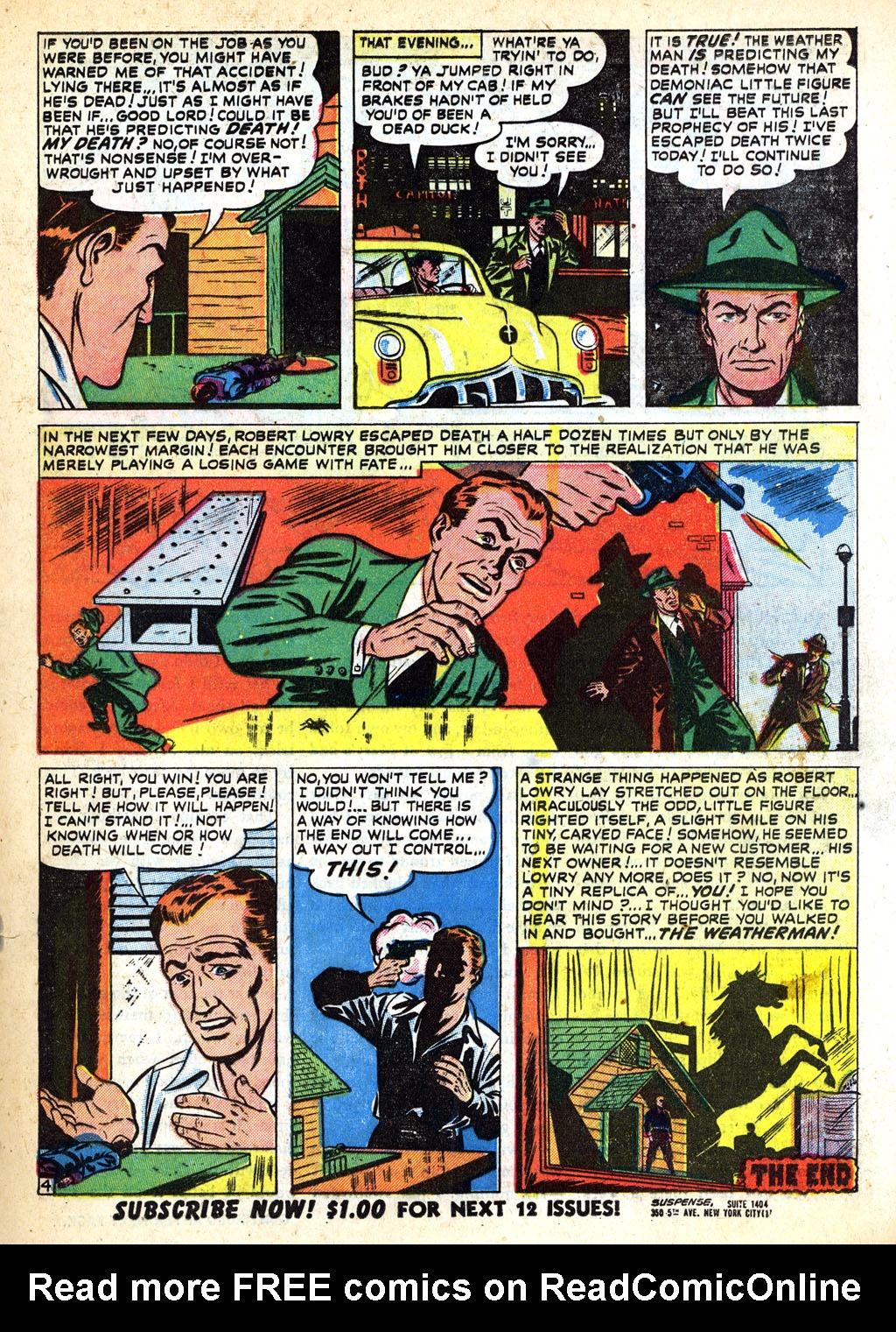 Suspense issue 9 - Page 14