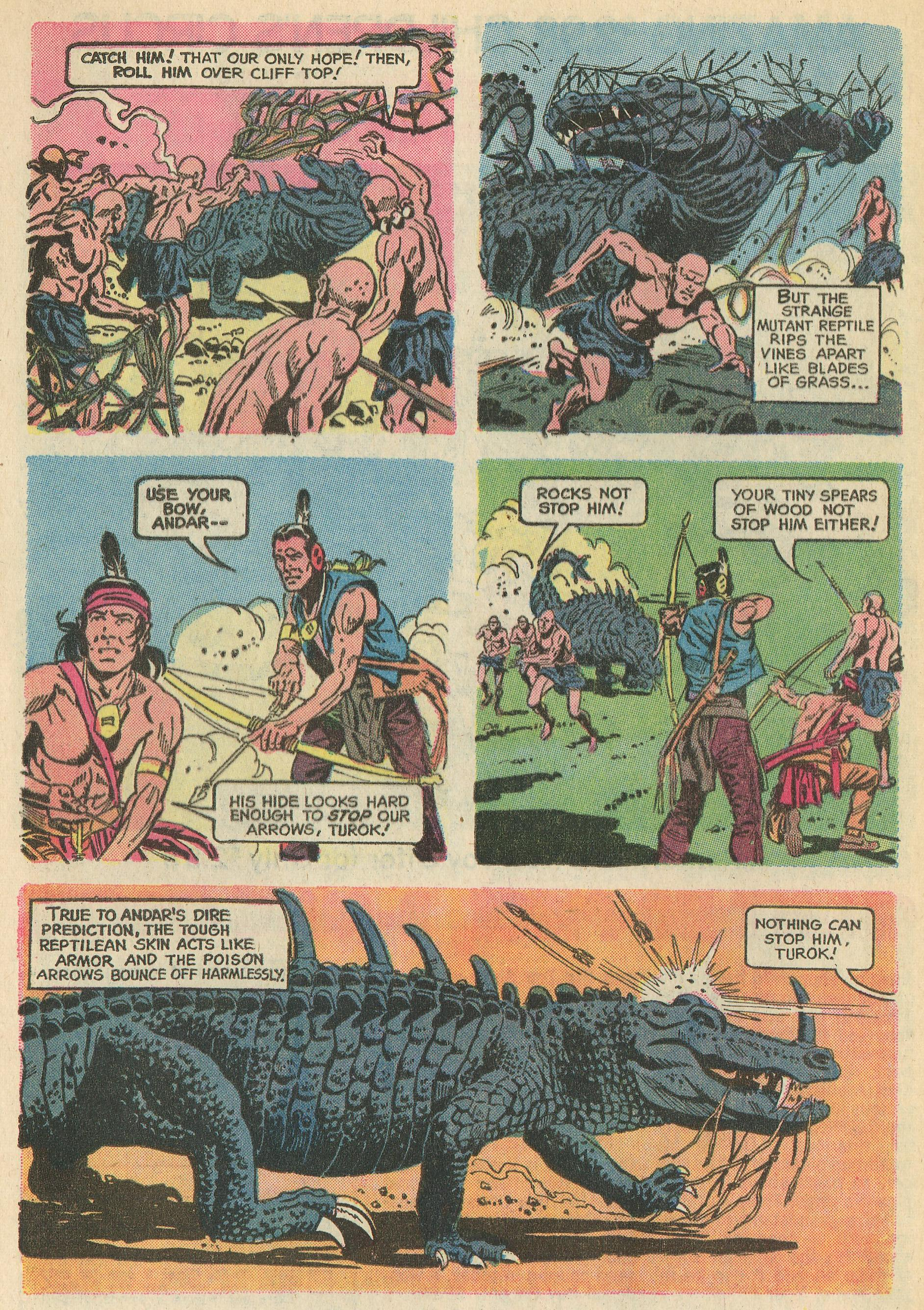 Read online Turok, Son of Stone comic -  Issue #78 - 24