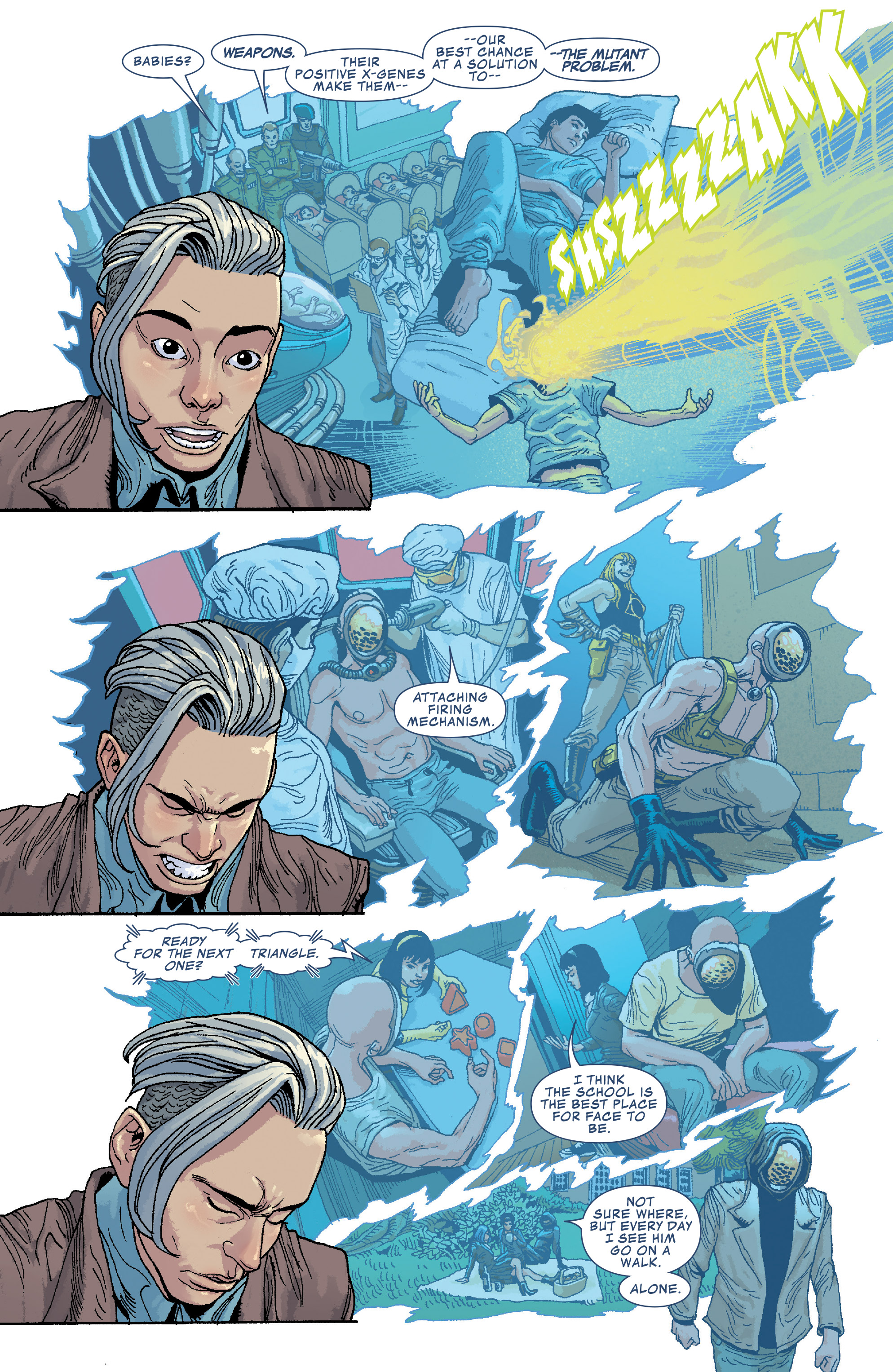 Read online Generation X (2017) comic -  Issue #3 - 18