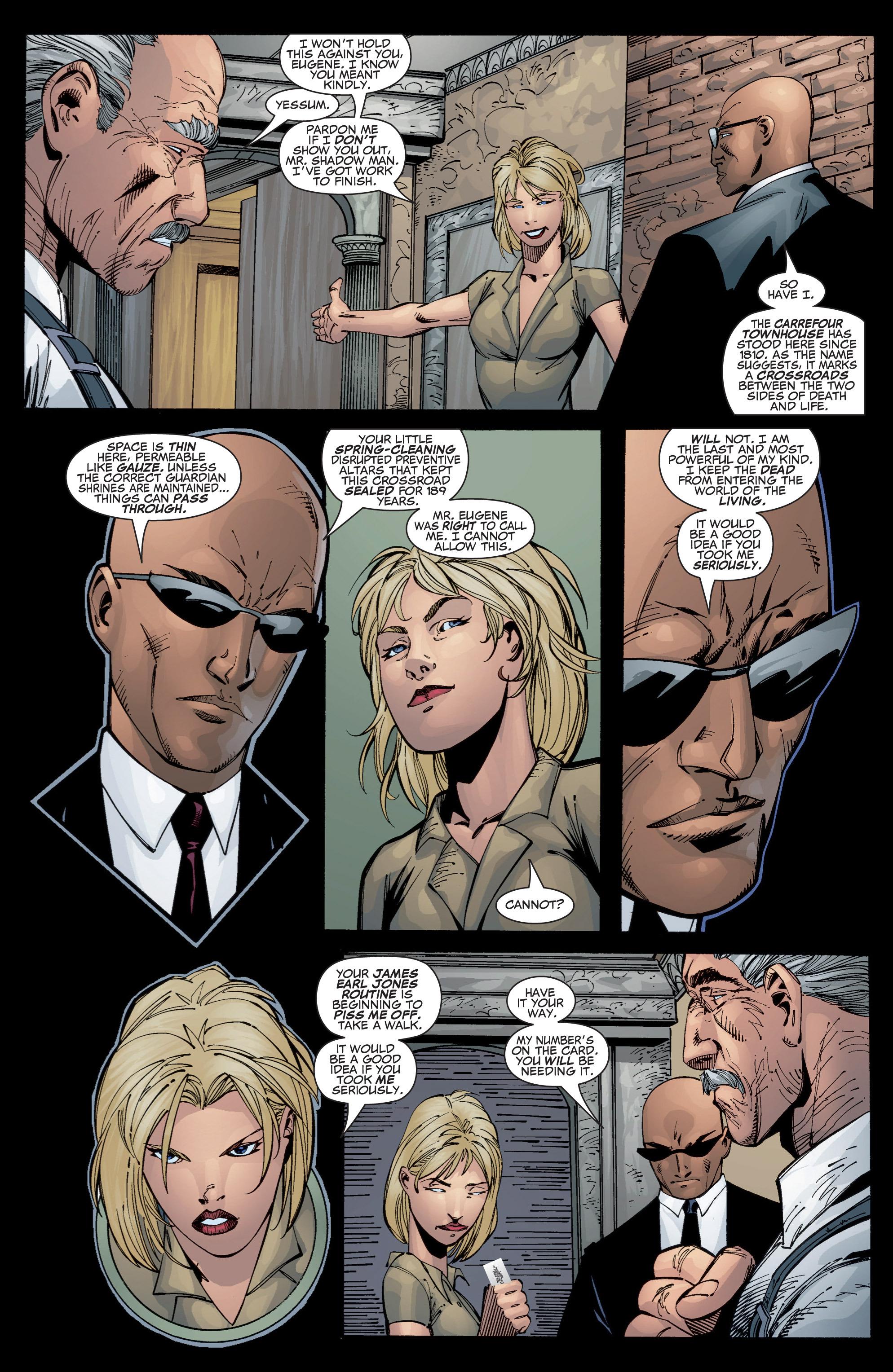 Read online Shadowman (1999) comic -  Issue #1 - 25
