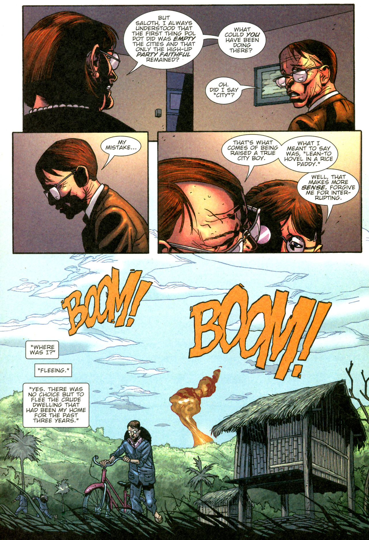 Read online The Exterminators comic -  Issue #11 - 14