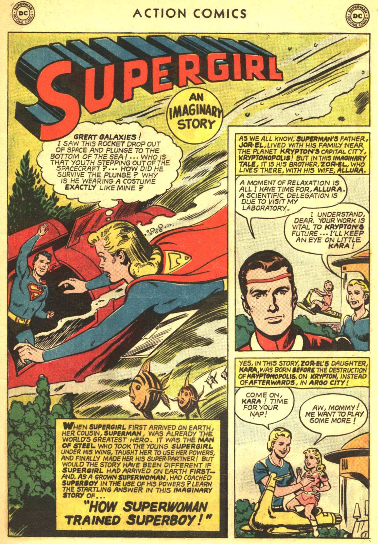 Read online Action Comics (1938) comic -  Issue #332 - 19