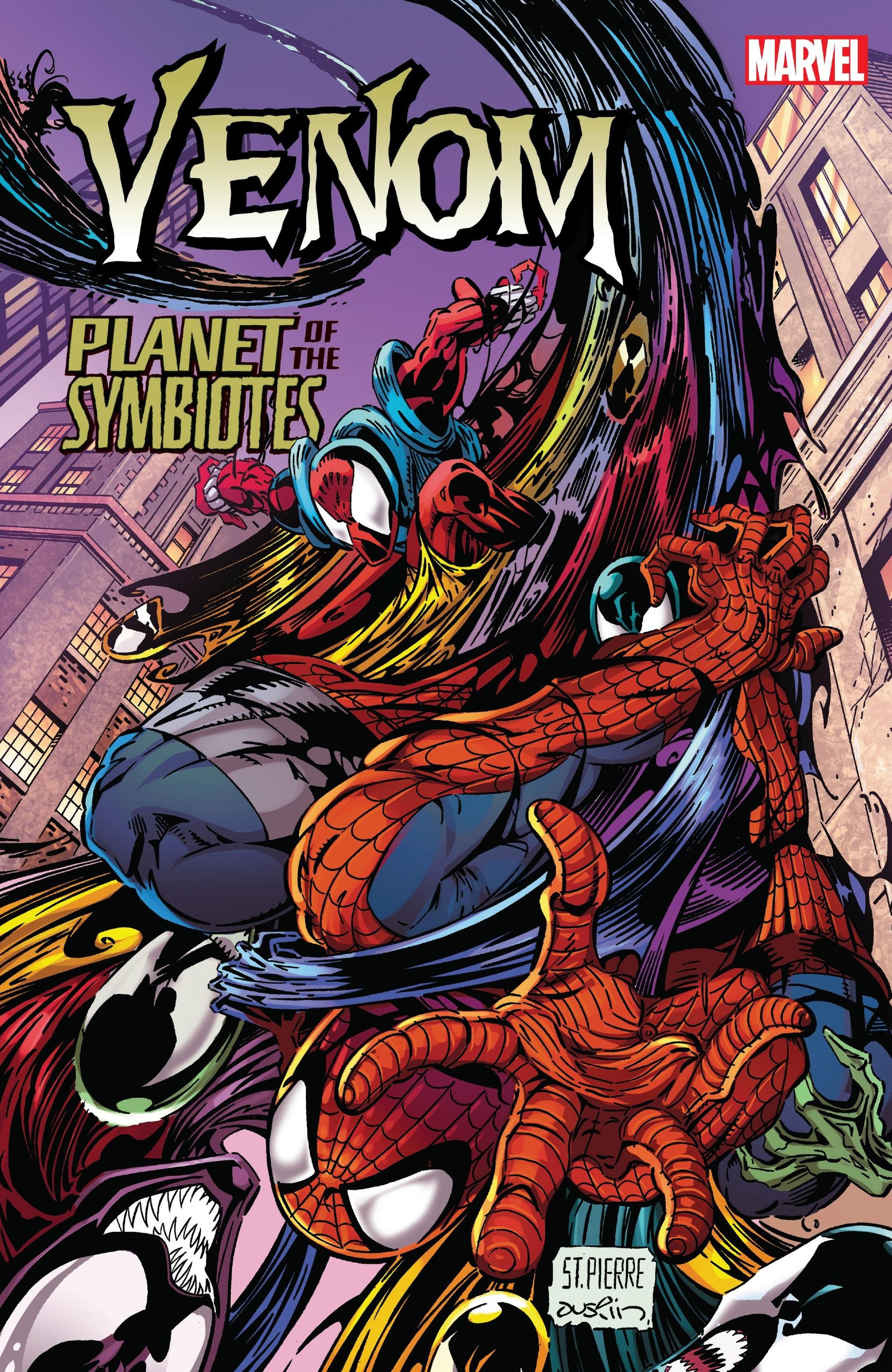 Venom: Planet of the Symbiotes TPB Page 1