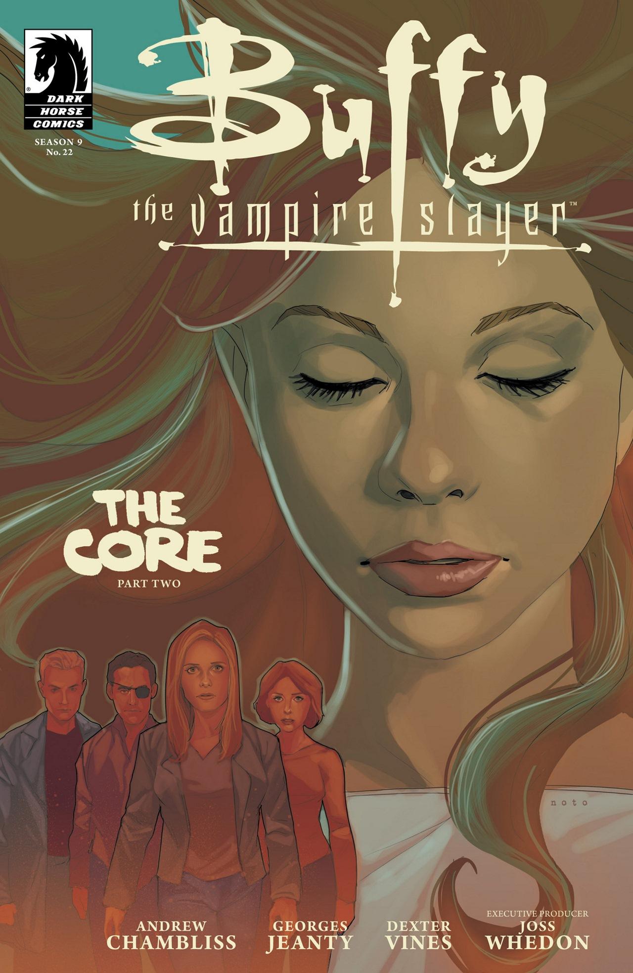 Buffy the Vampire Slayer Season Nine 22 Page 1