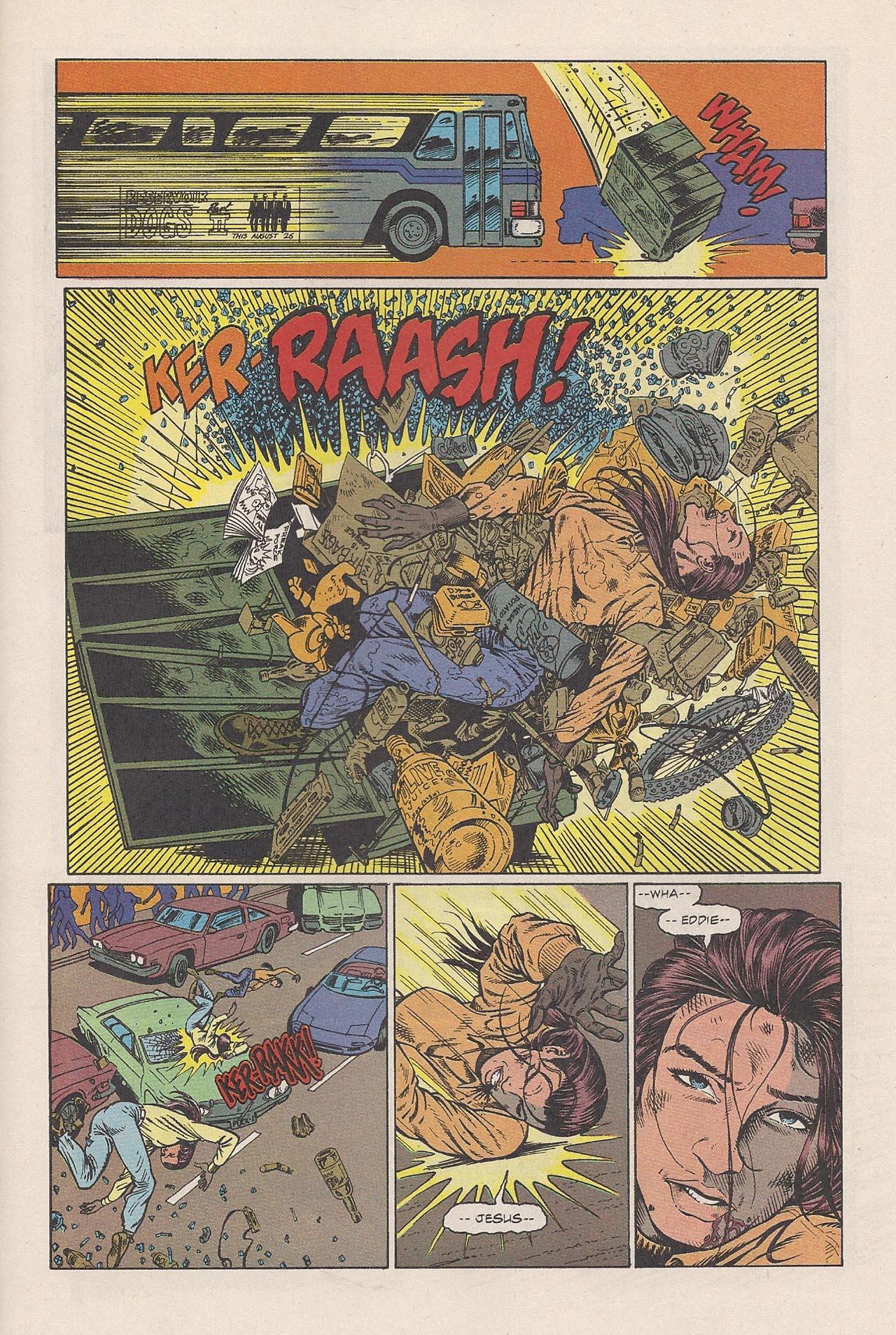 Read online Triumph comic -  Issue #2 - 25