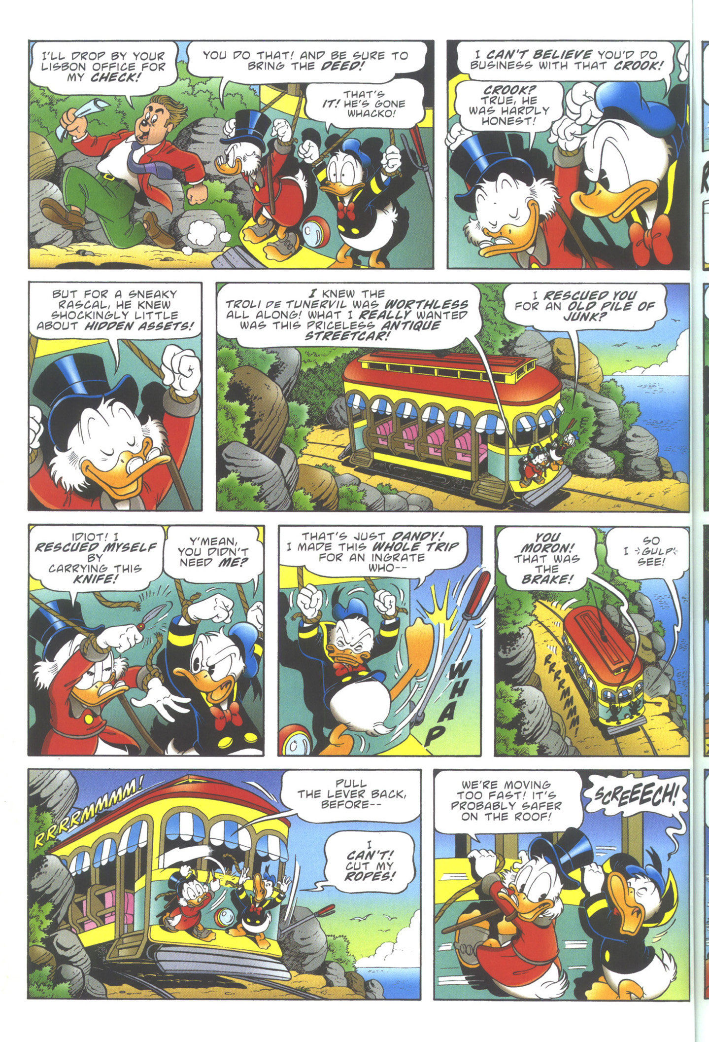 Read online Uncle Scrooge (1953) comic -  Issue #354 - 50