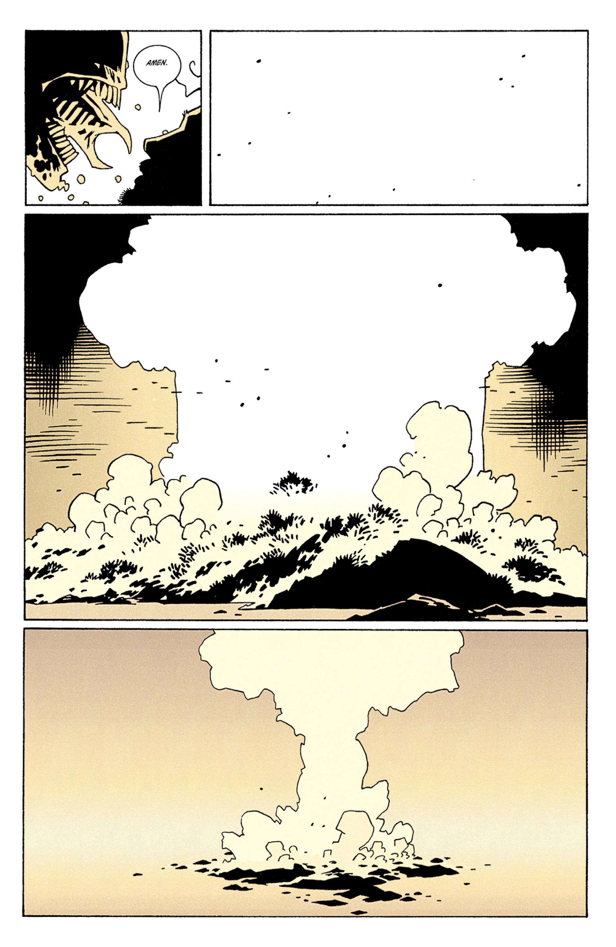 Read online Aliens: Salvation comic -  Issue # TPB - 52
