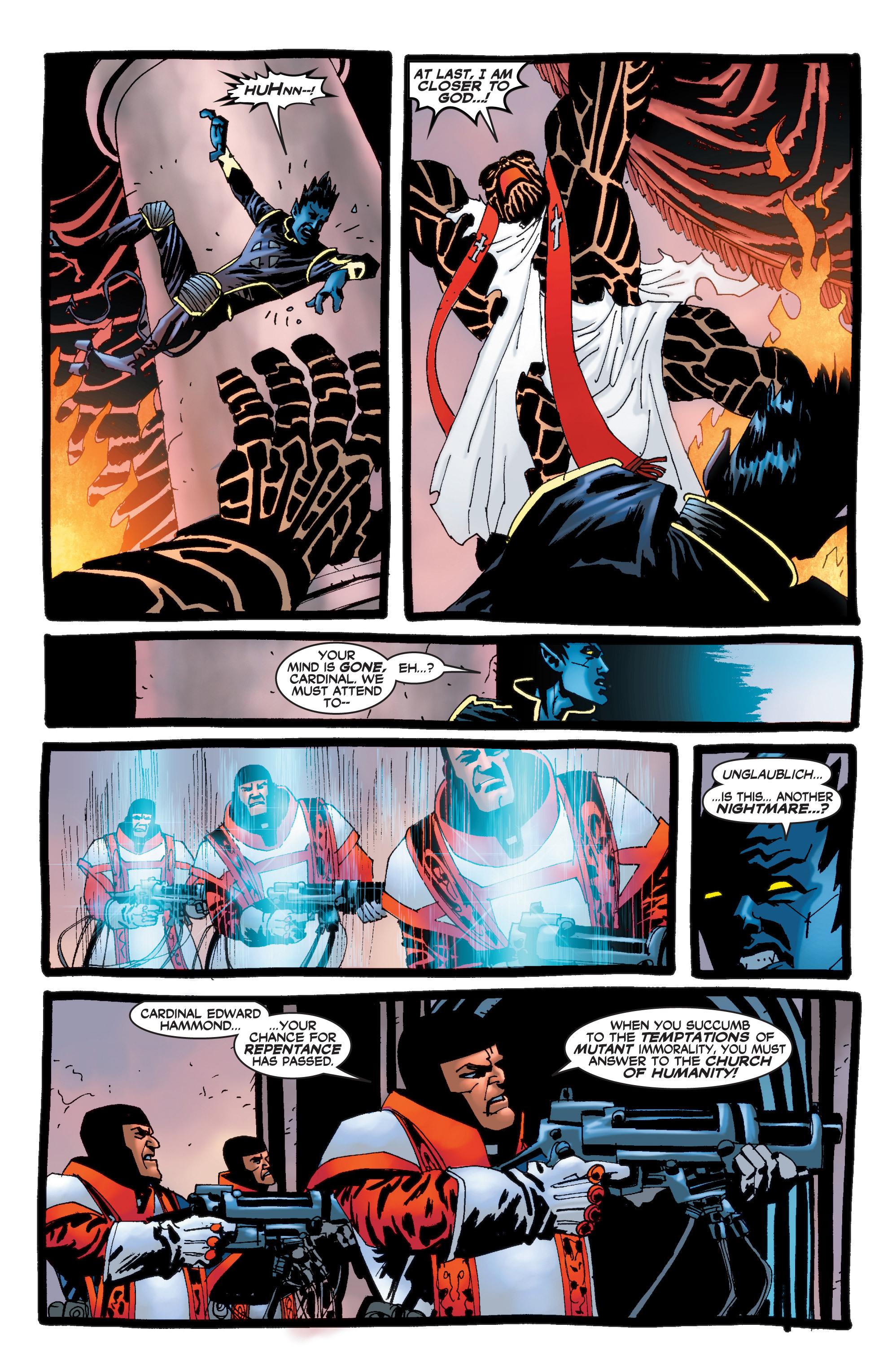 Read online Uncanny X-Men (1963) comic -  Issue #409 - 9
