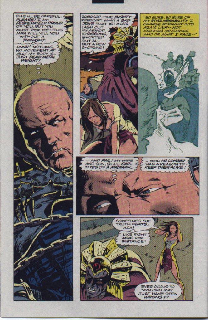 Read online Robocop (1990) comic -  Issue #23 - 5