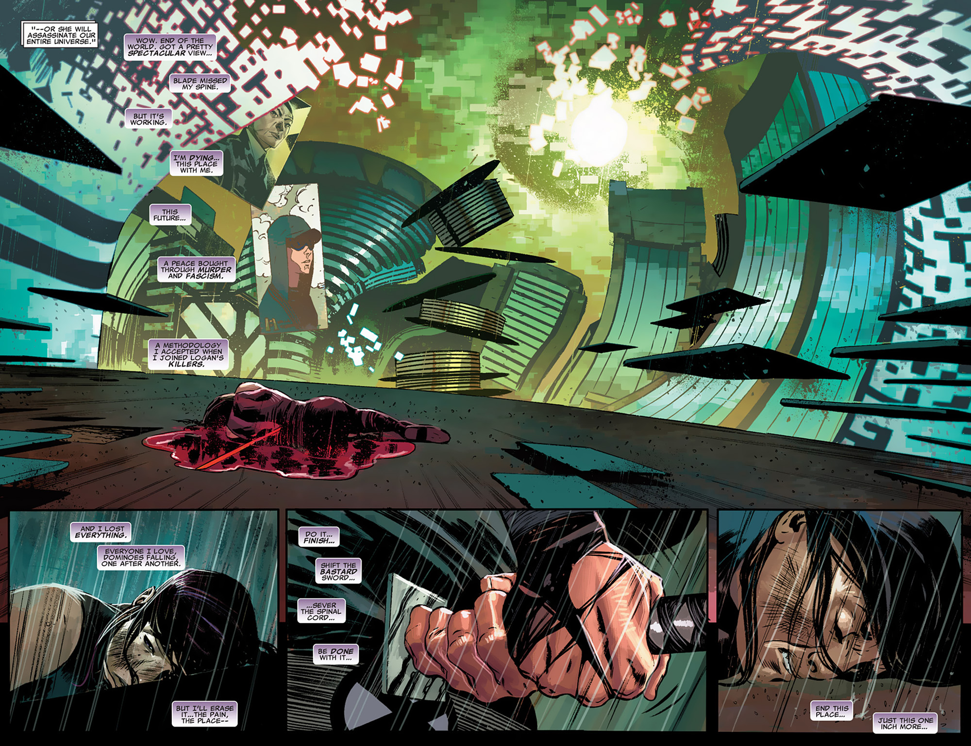 Read online Uncanny X-Force (2010) comic -  Issue #29 - 4