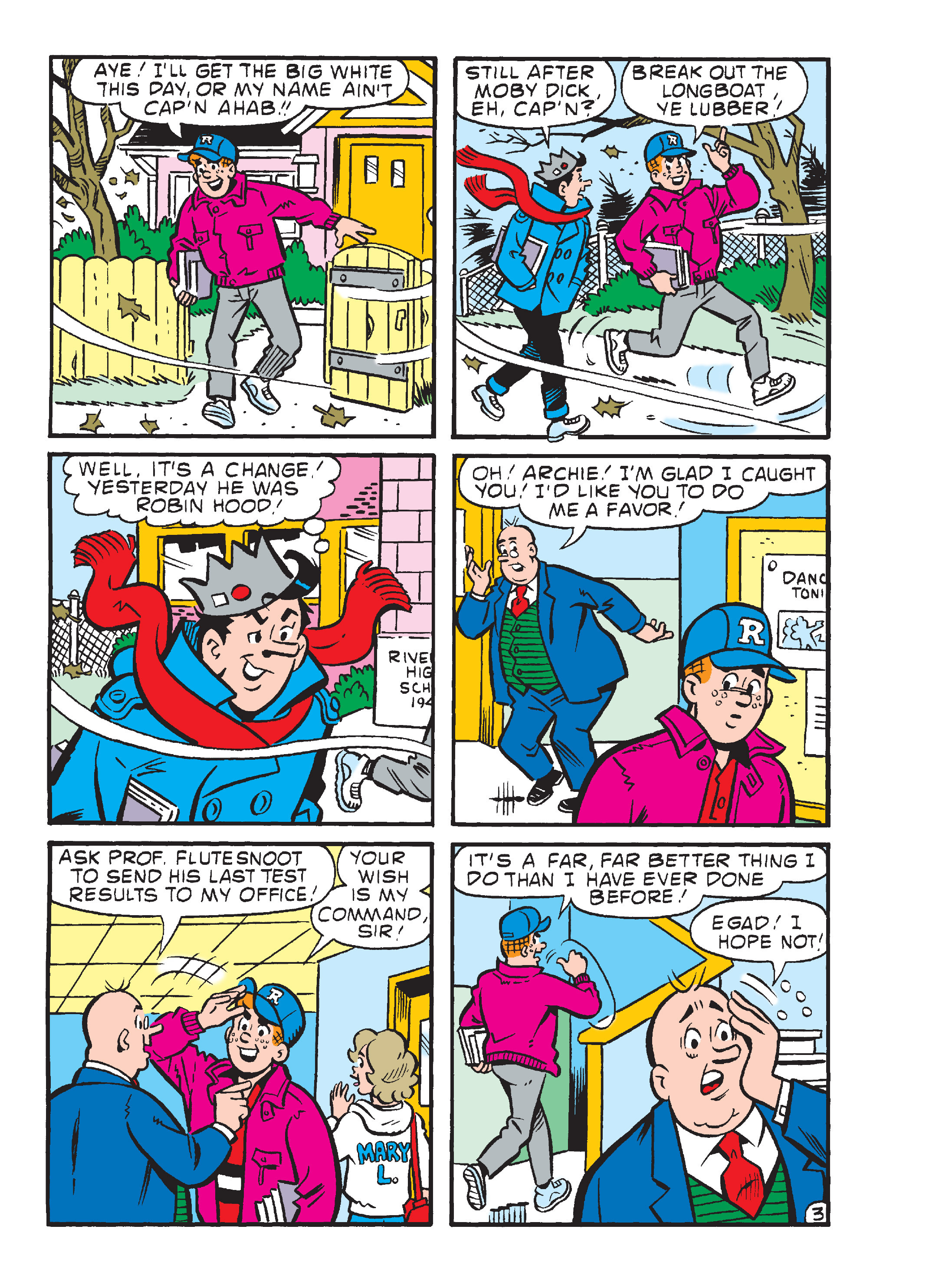 Read online World of Archie Double Digest comic -  Issue #55 - 123