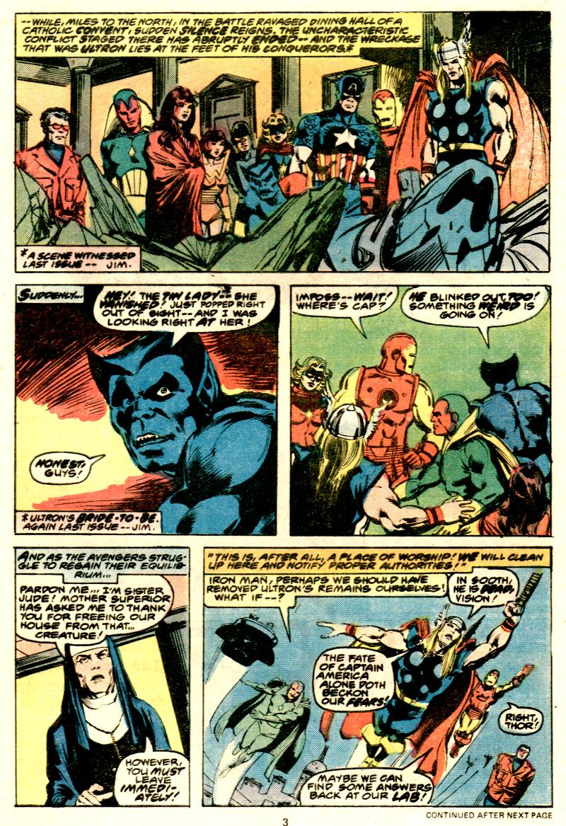 The Avengers (1963) 172 Page 3