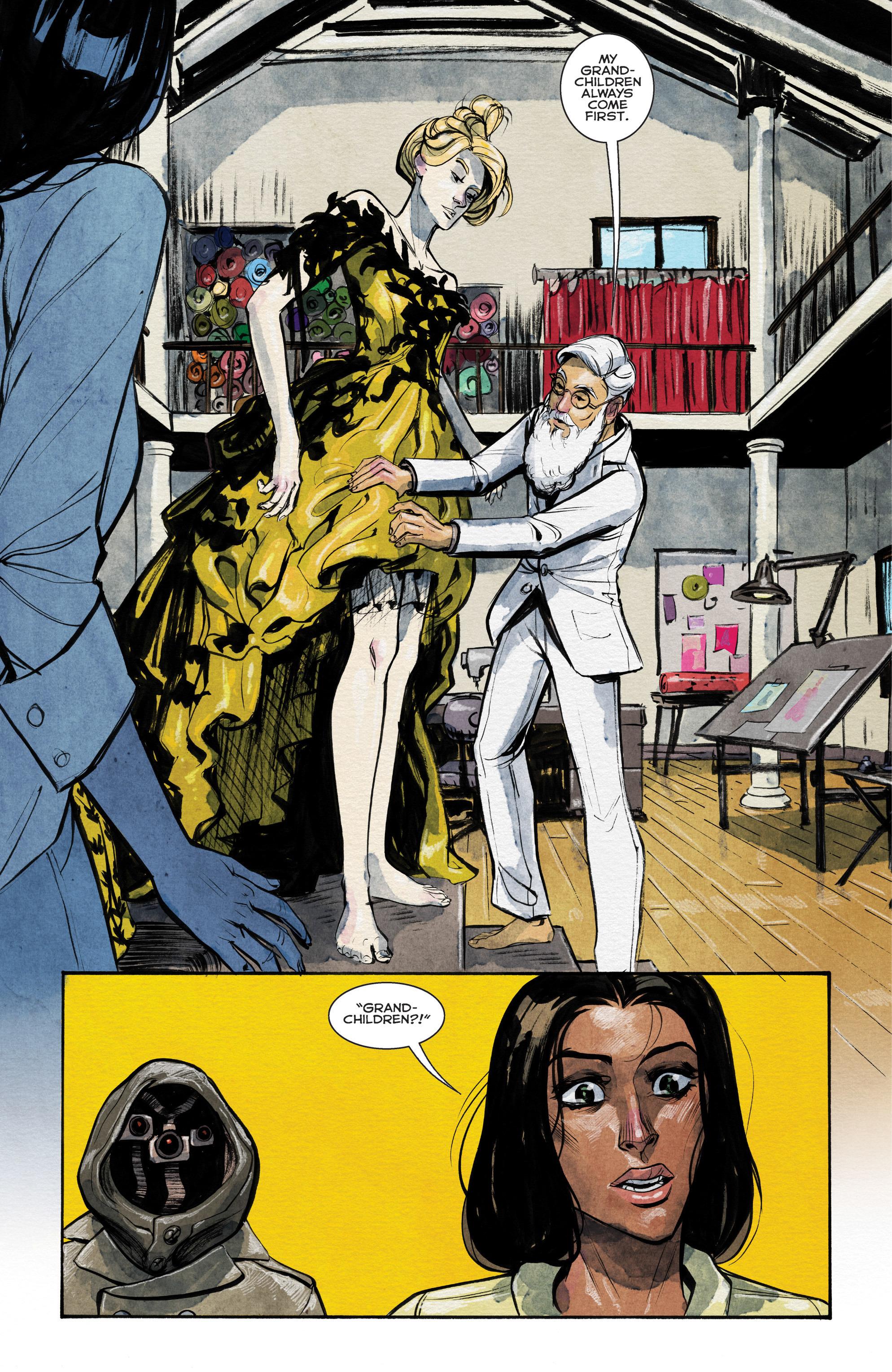 Read online Shutter comic -  Issue #14 - 14