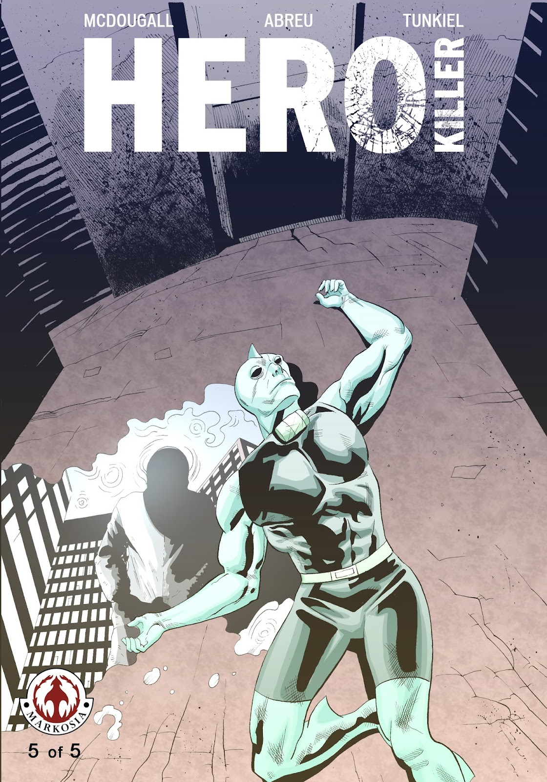 Hero Killer 5 Page 1