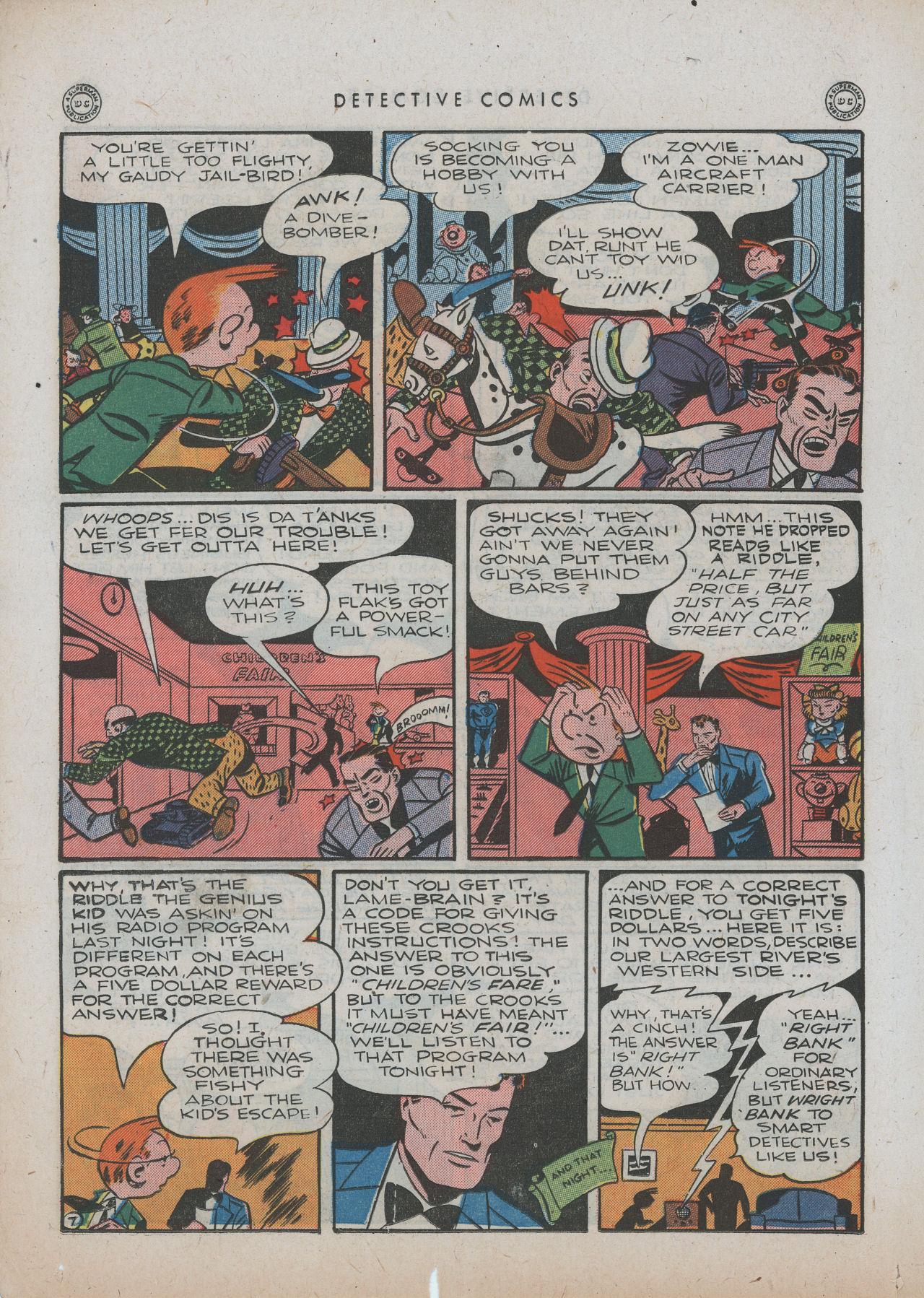 Read online Detective Comics (1937) comic -  Issue #89 - 44