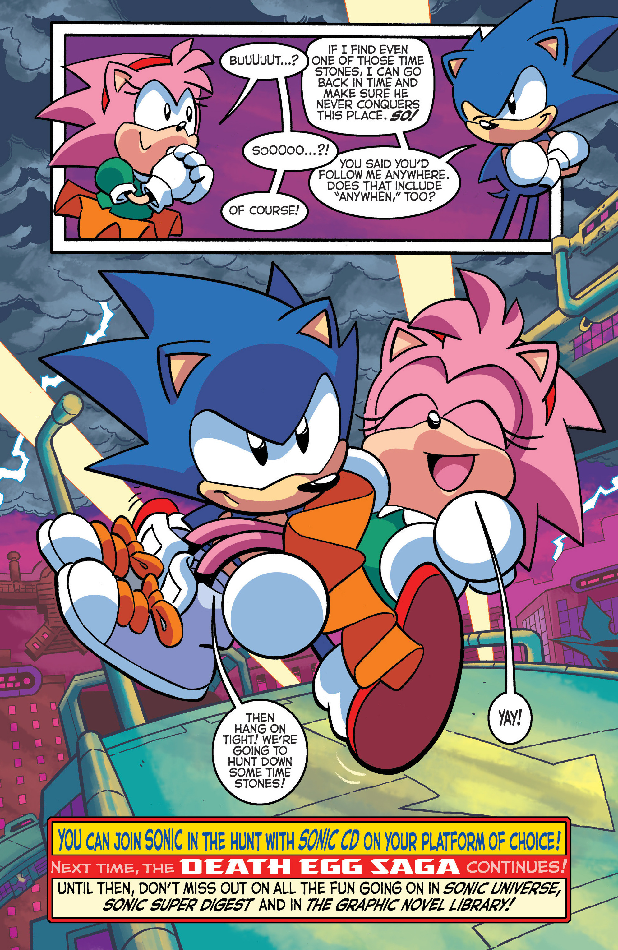 Read online Sonic The Hedgehog comic -  Issue #290 - 21